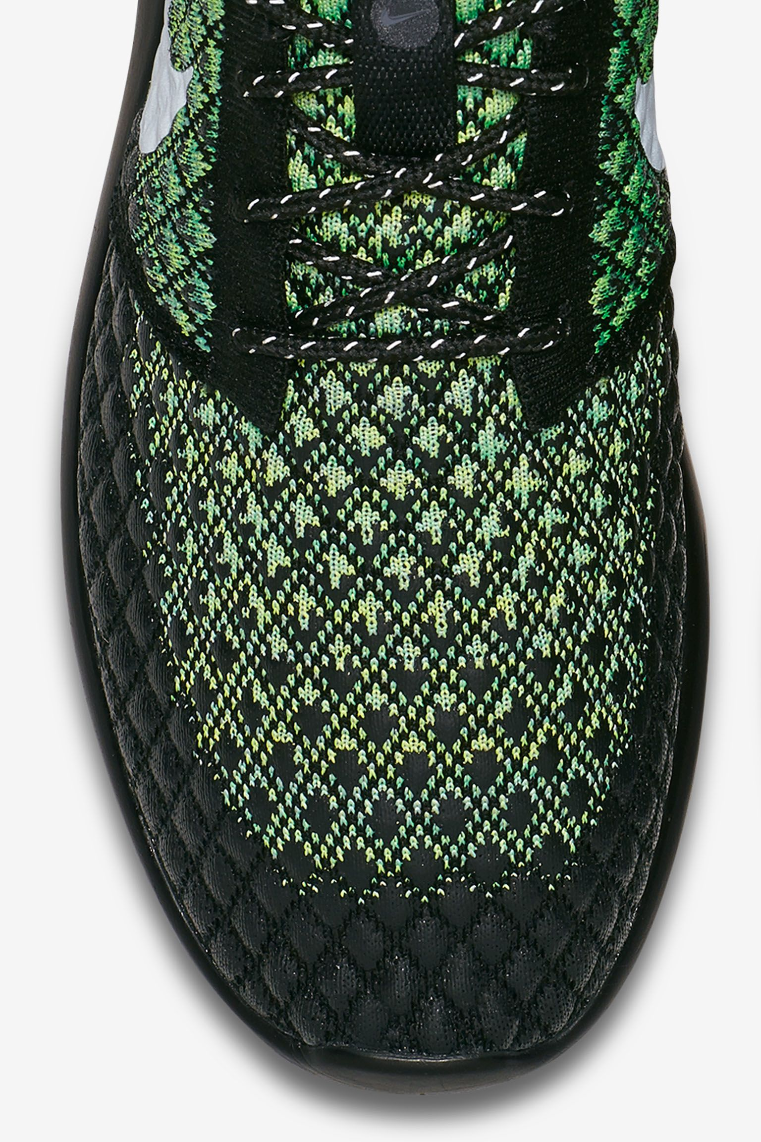 ナイキ ローシ ツー フライニット 365 'Volt & Green Glow'