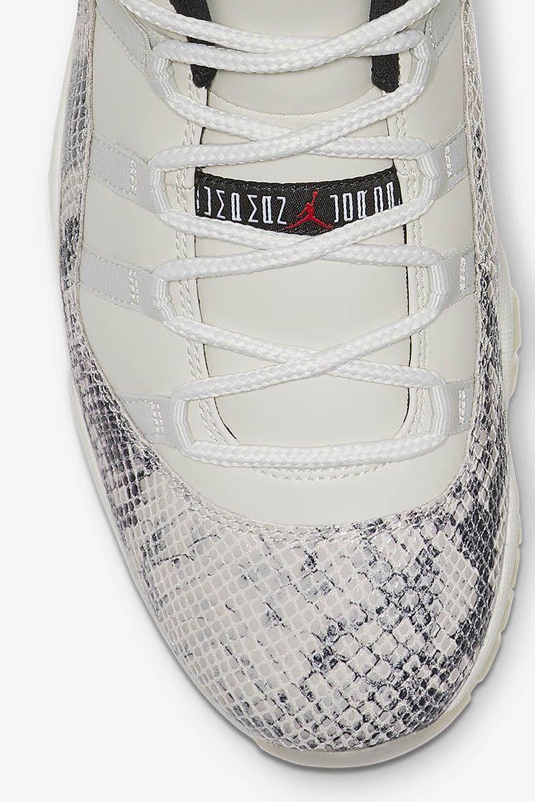 Air Jordan 11 Low 'Light Bone' Release Date