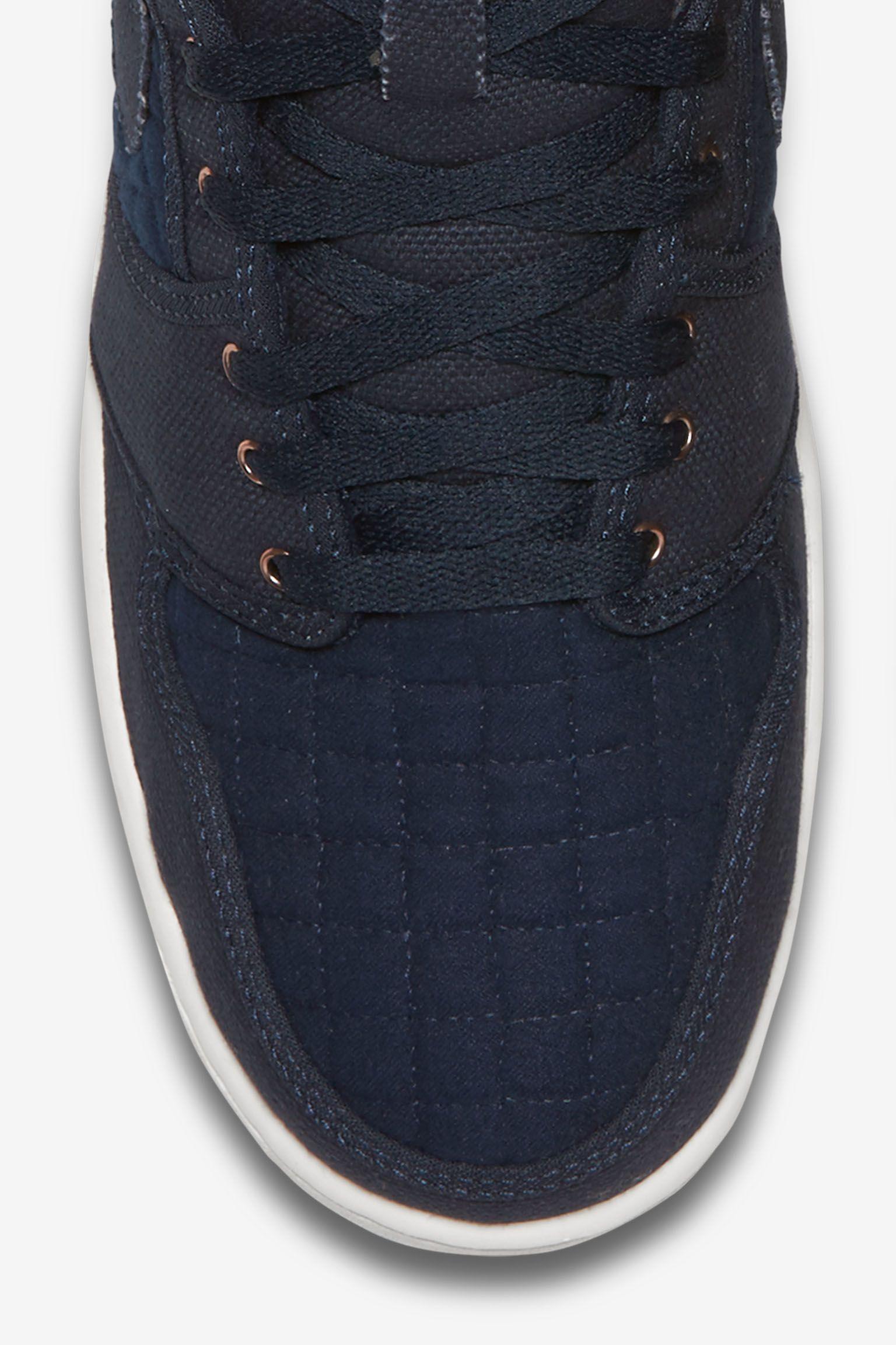 Air Jordan 1 Retro KO 'Blue Quilted' Release Date