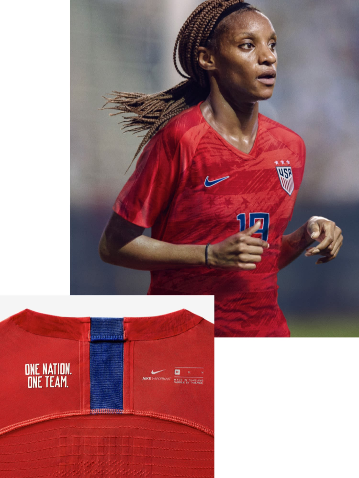 US Women's National Team 2019