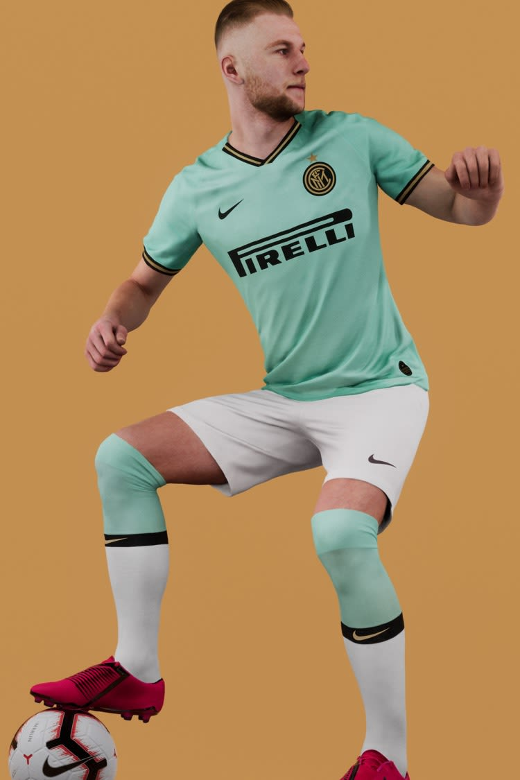 INTER MILAN 2019/20 Stadium Away Jersey