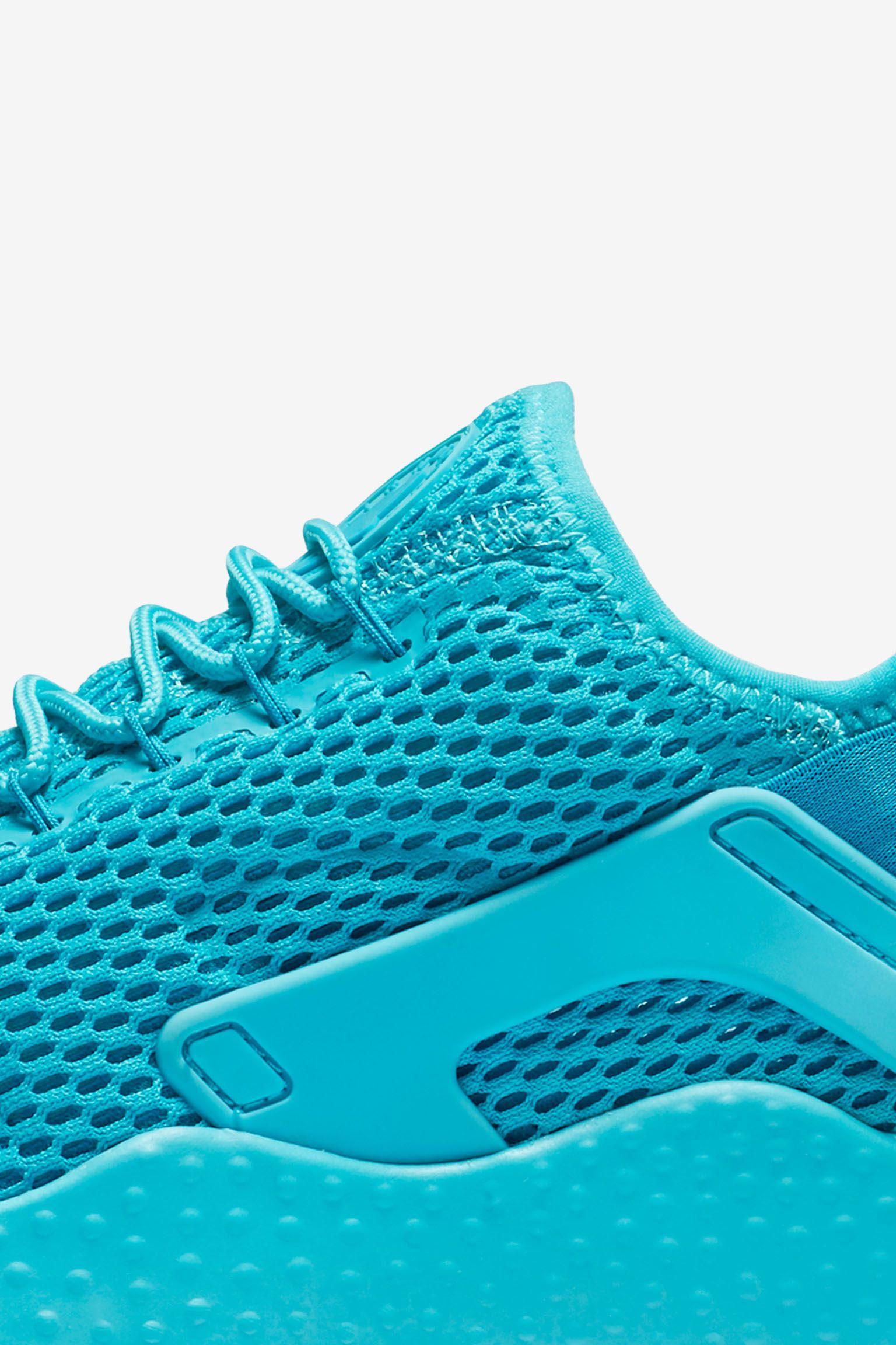 Women's Nike Air Huarache Ultra Breathe 'Gamma Blue'