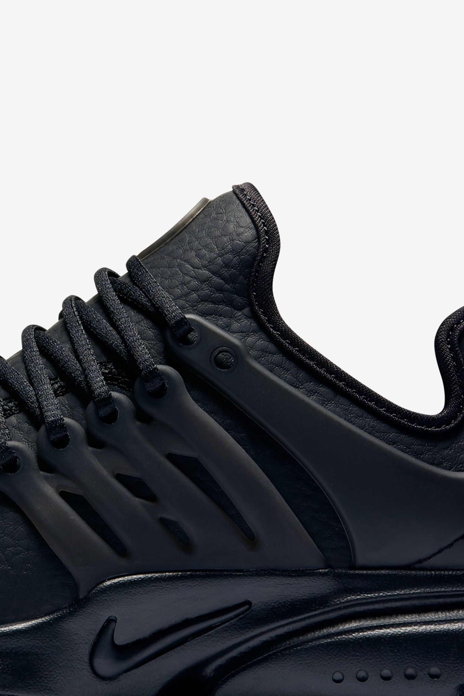 Women's Nike Air Presto Premium 'Triple Black'