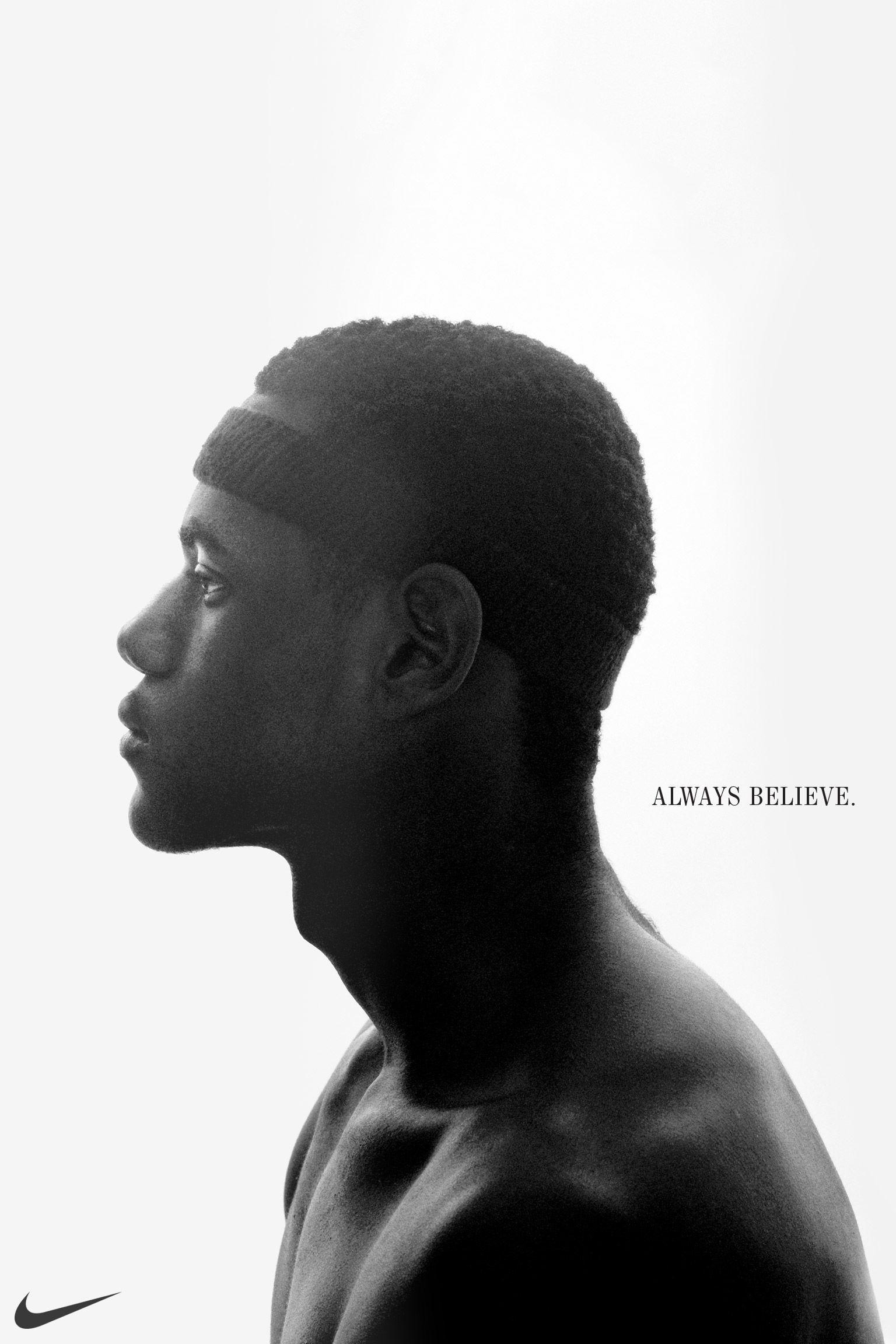 Nike kosárlabda: Always Believe