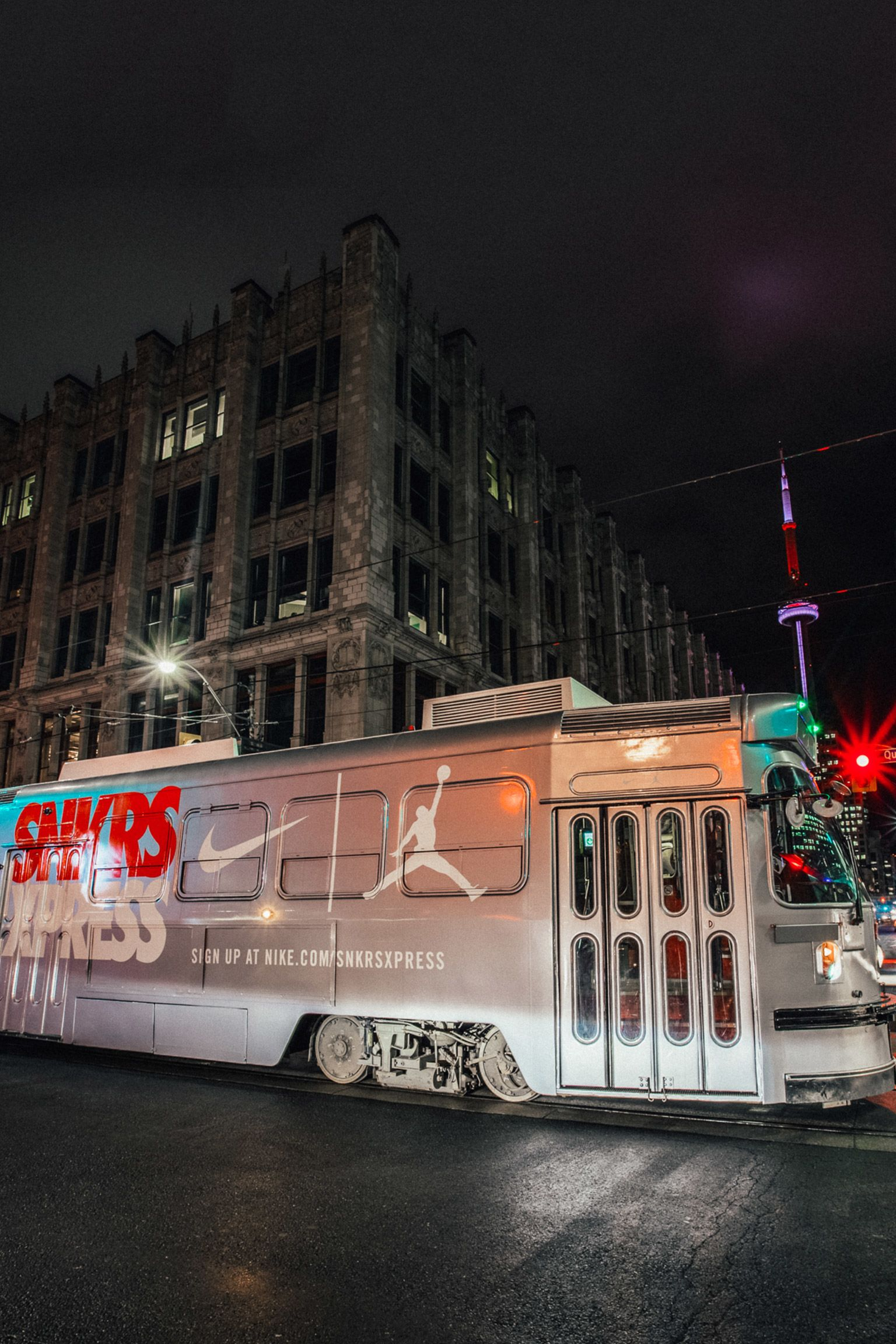 Nike SNKRS XPRESS: Toronto