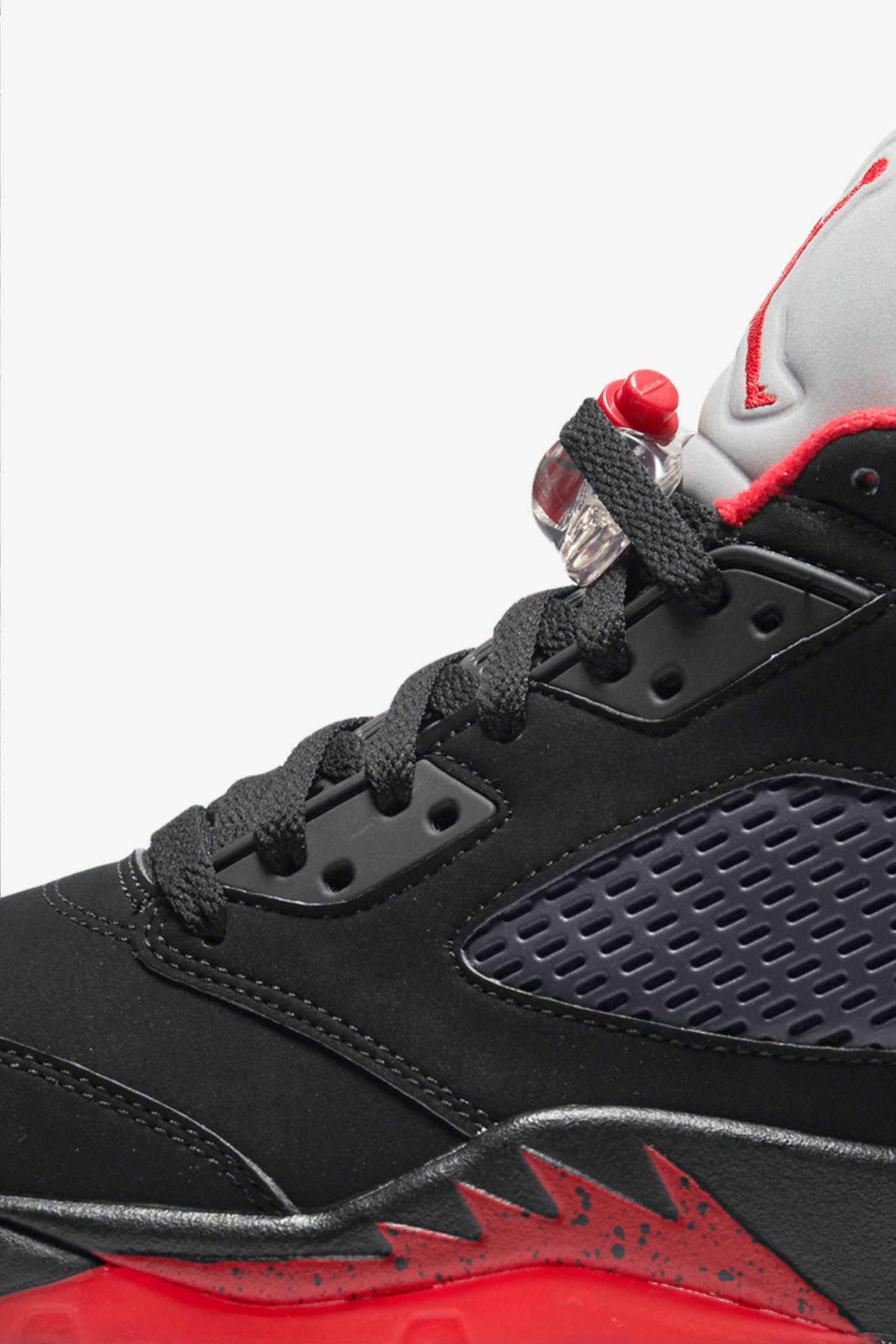 Air Jordan 5 Retro Low 'Alternate' Release Date