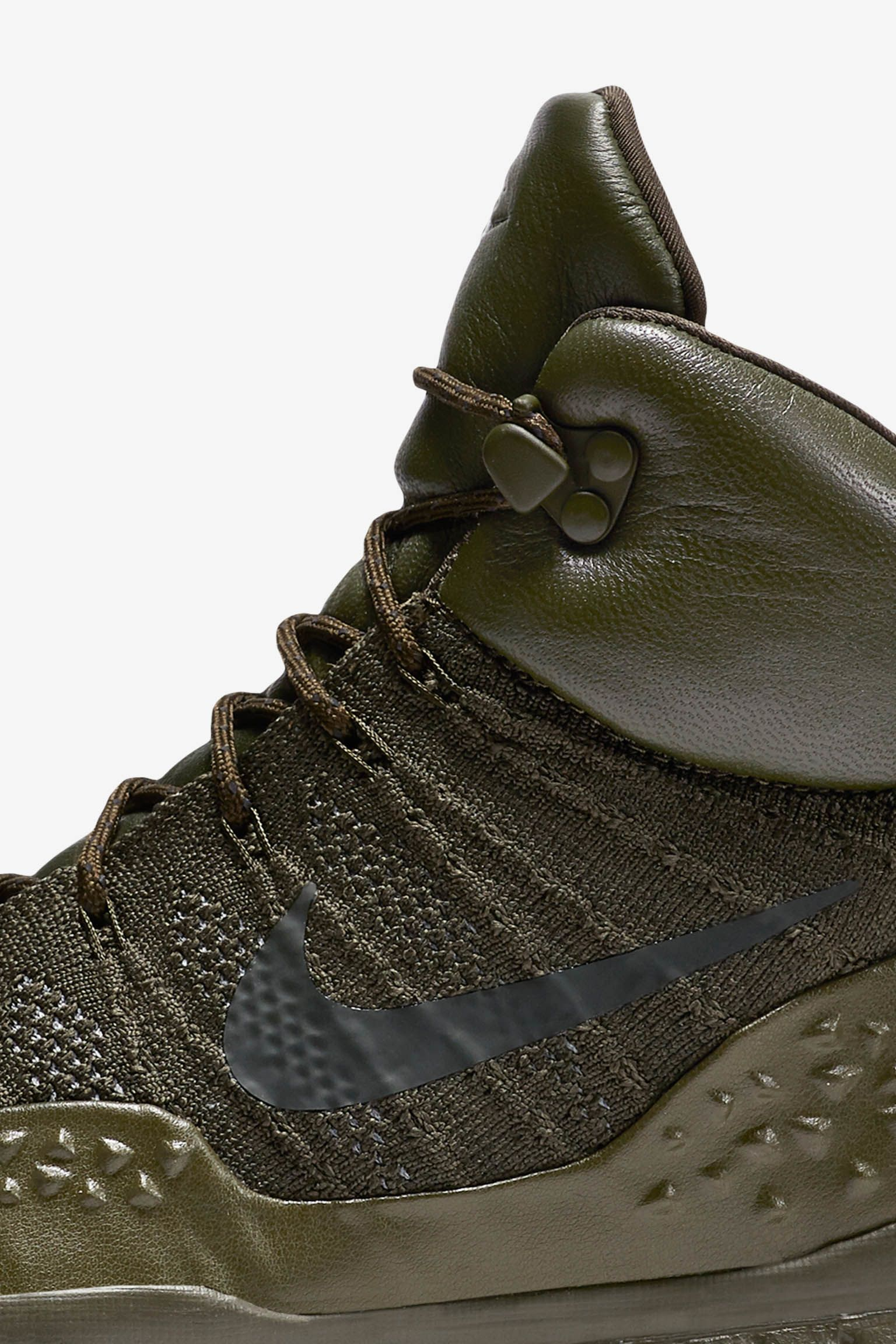 Nike Lupinek Flyknit Sneakerboot 'Black & Anthracite'. Release Date