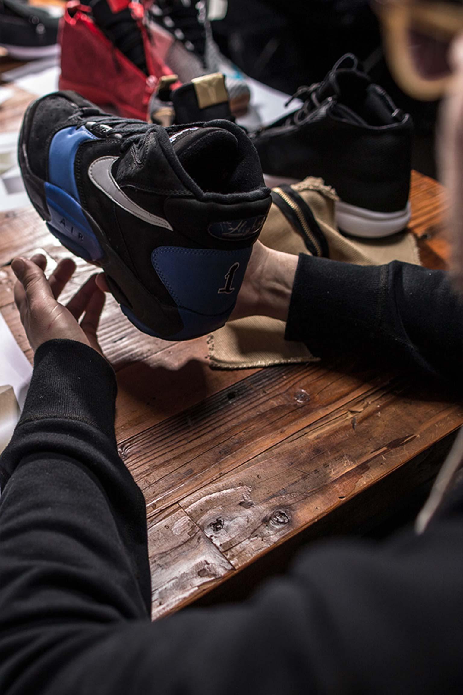 Tajemství designu: Nike Zoom Kobe Icon