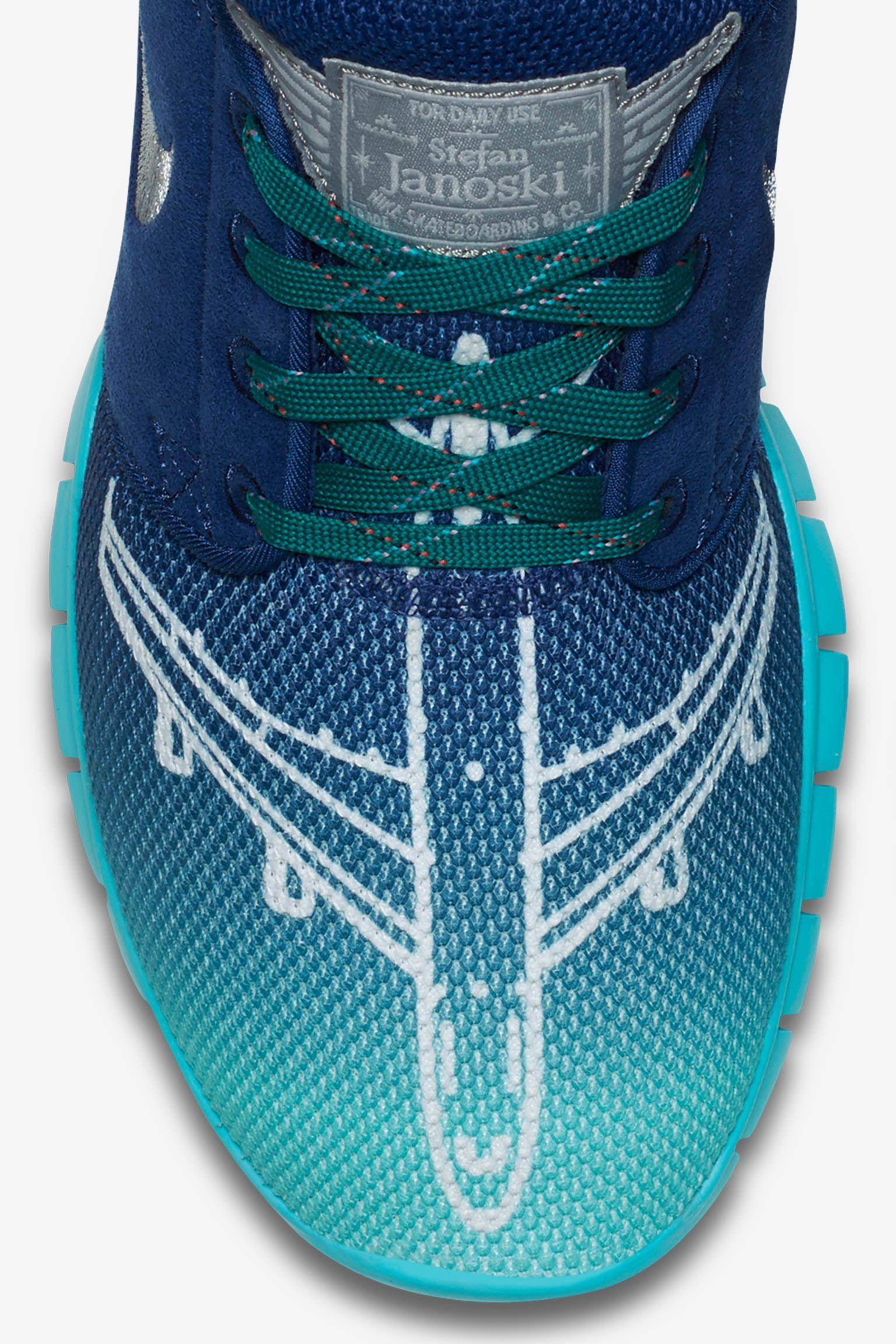 Nike Stefan Janoski Max Doernbecher 'Deep Royal Blue' Release Date