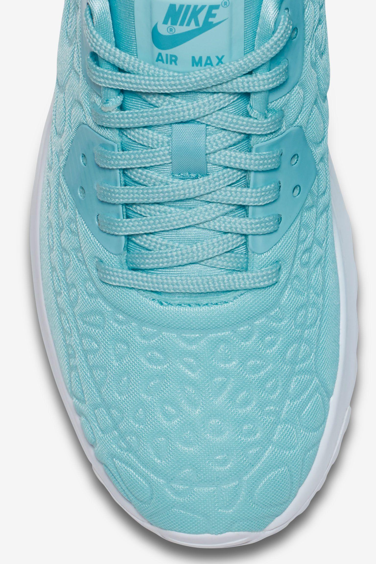 Women's Nike Air Max 90 Ultra 'Plush Blue'