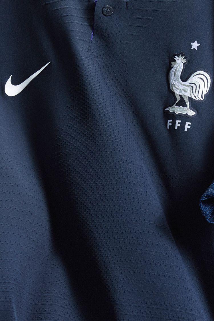 2018 France Stadium Home Kit