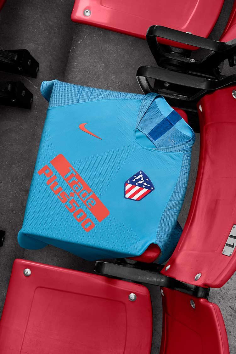 2018/19 Atletico Madrid Stadium Away Kit