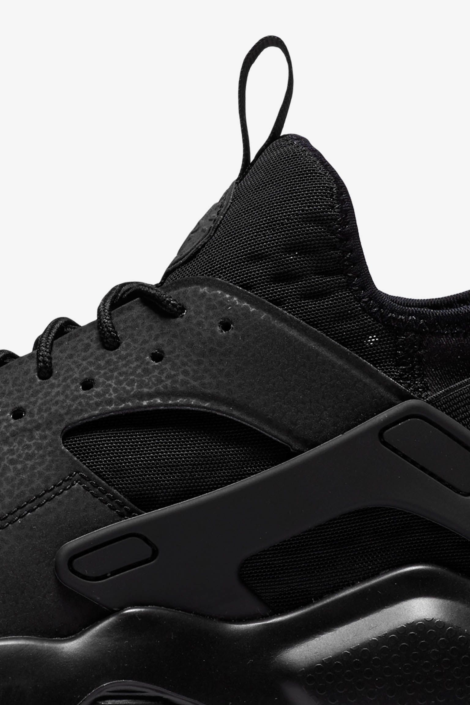 Nike Air Huarache Ultra Breathe 'Triple Black'