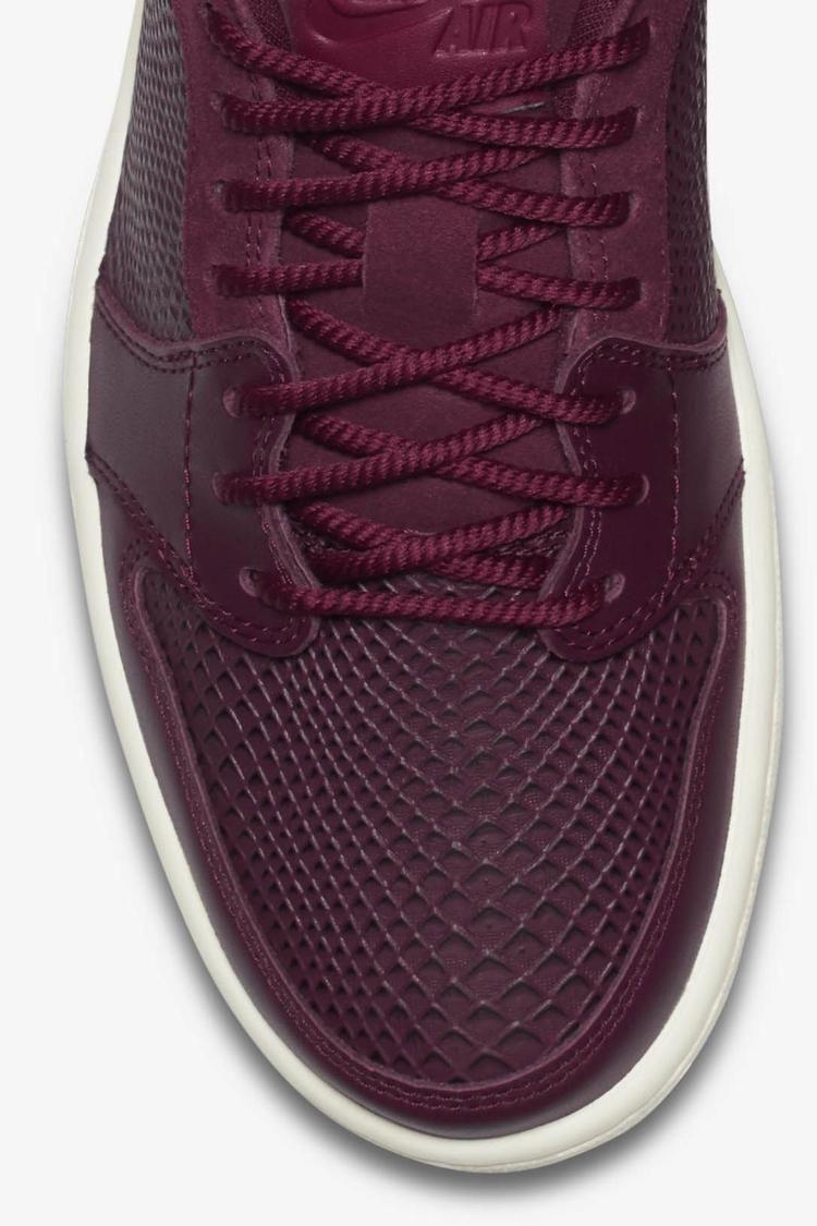 Wmns Air Jordan I low 'Bordeaux' Release Date