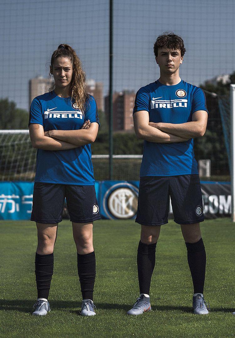 Allenati con l'Inter