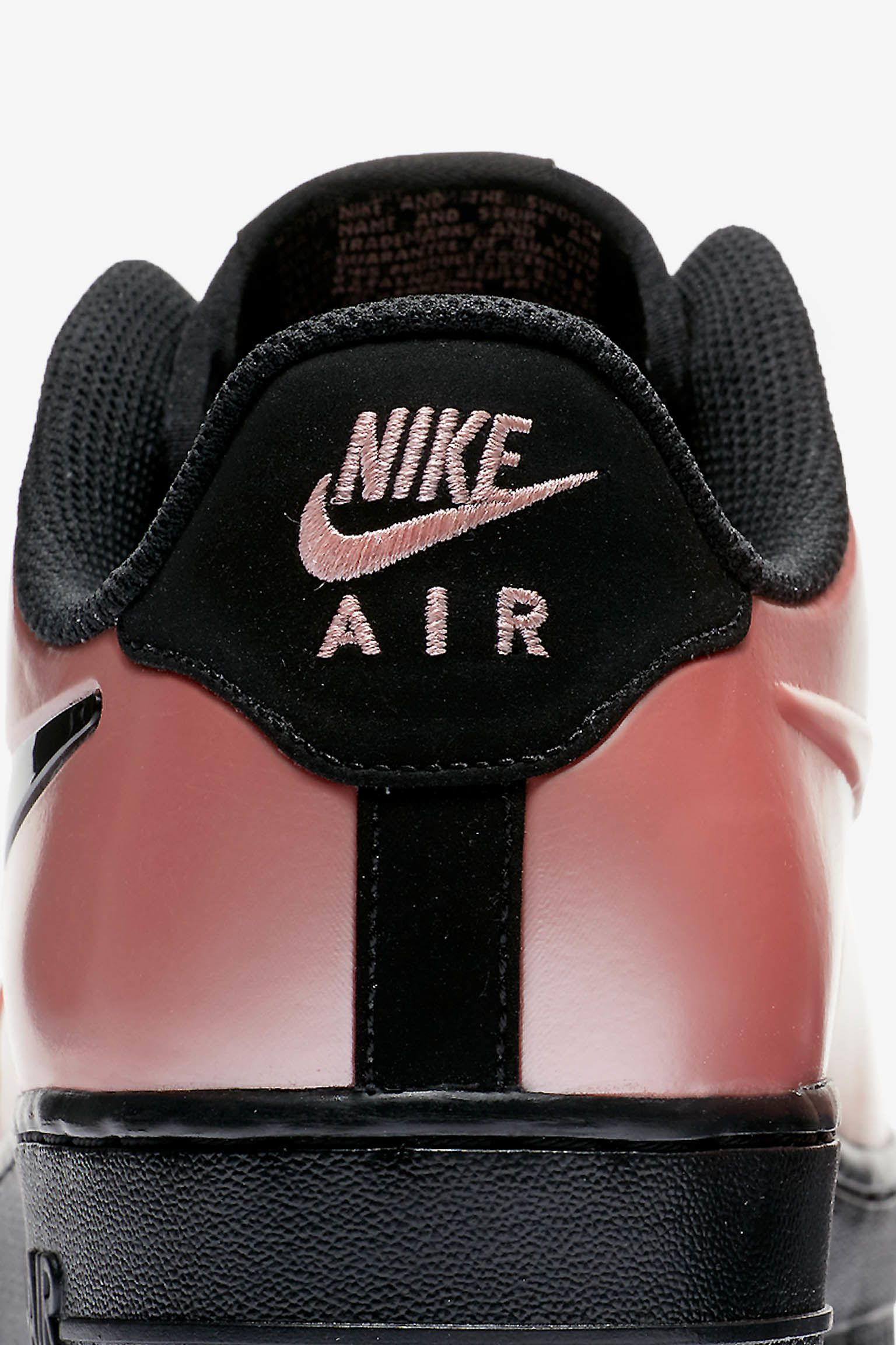 Nike Air Force 1 Foamposite Pro Cup 'Coral Stardust & Black' Release Date