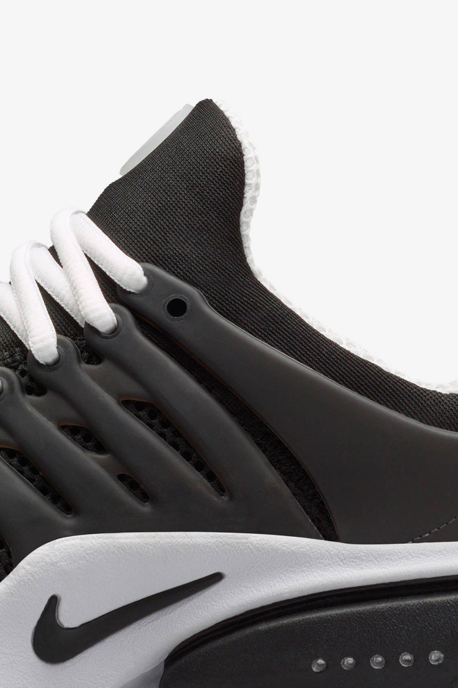 Nike Air Presto 'Black & White' Release Date