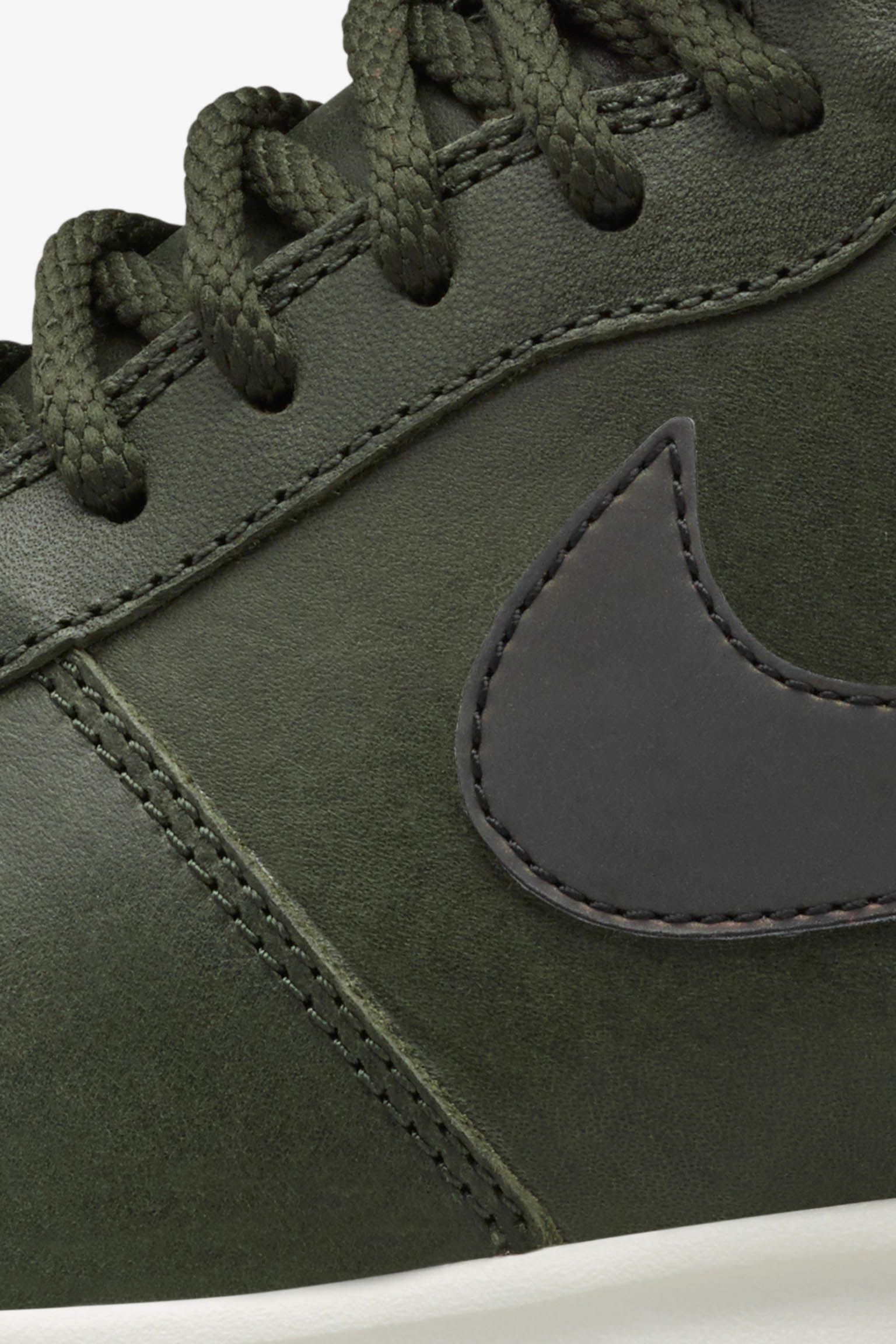 Women's Nike Acorra Sneakerboots 'Sequoia & Menta'