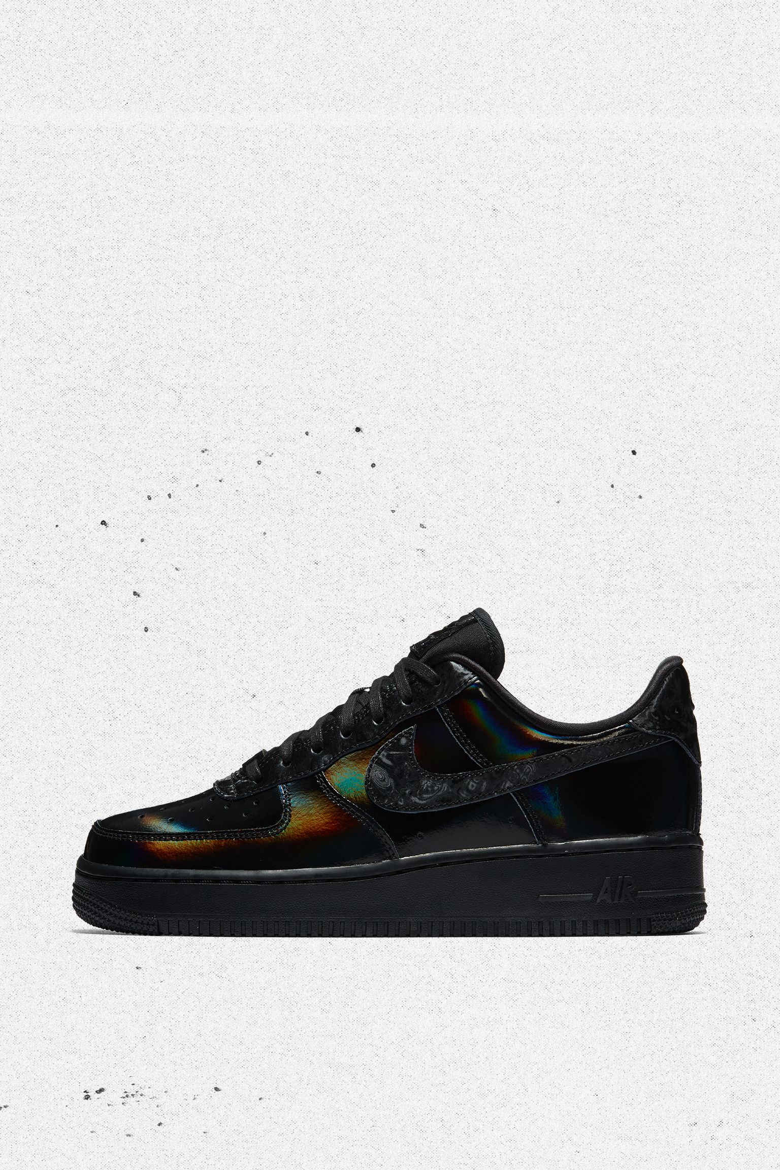 Nike Women s Air Force 1 Low  Black   Summit White  Release Date ... ac2296a244