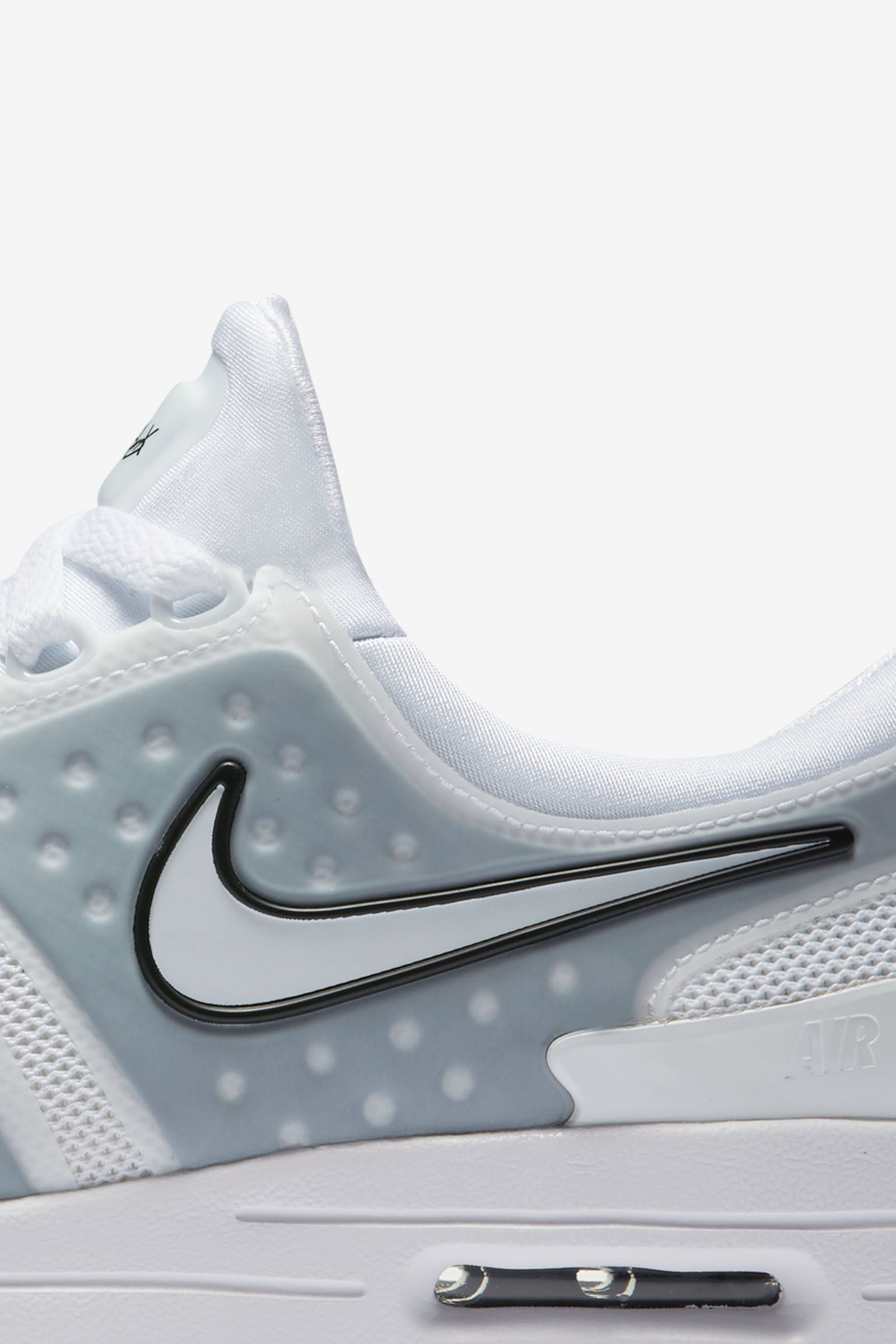Women's Nike Air Max Zero 'White & Wolf Grey'