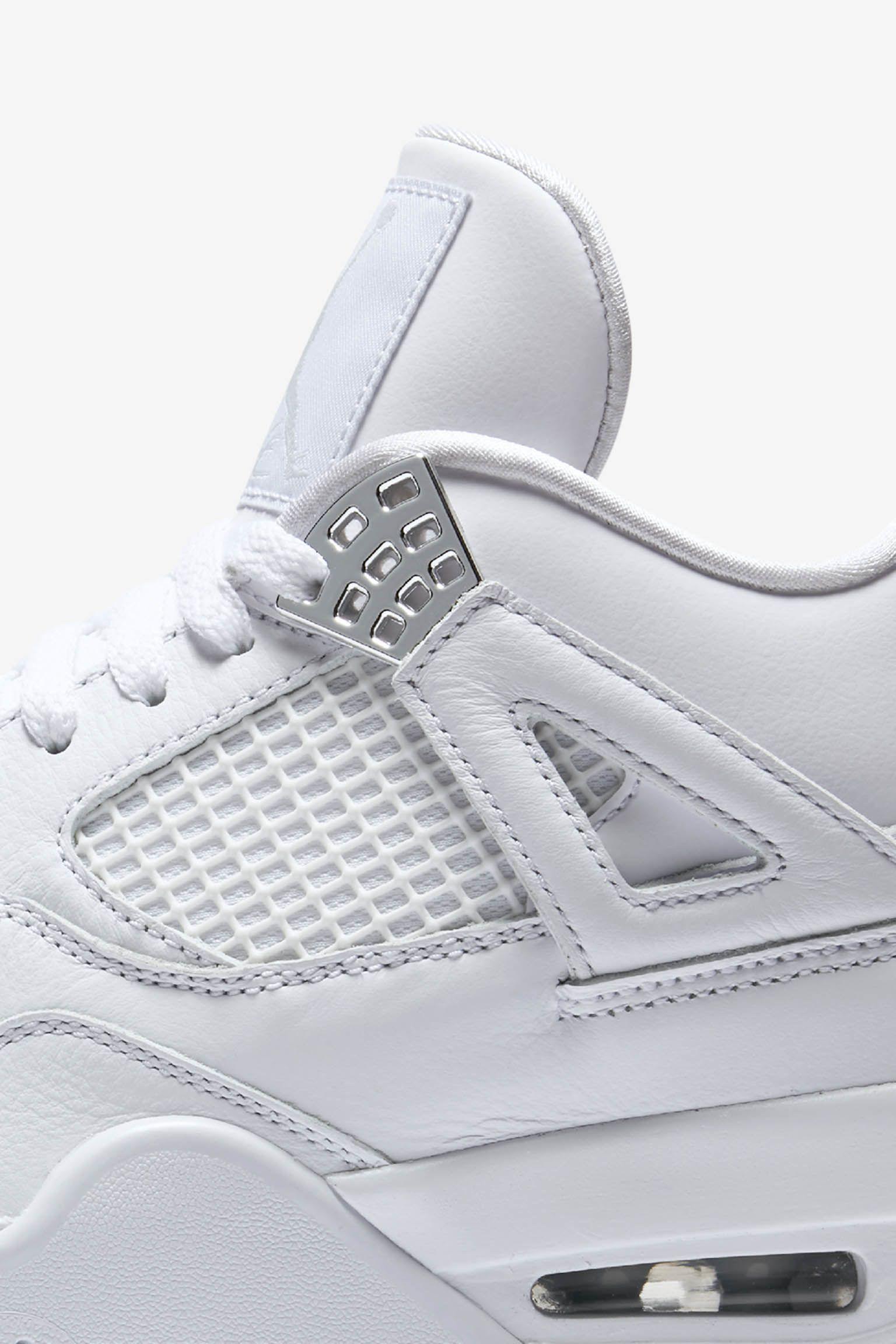 Air Jordan 4 Retro 'Pure Money' Release Date