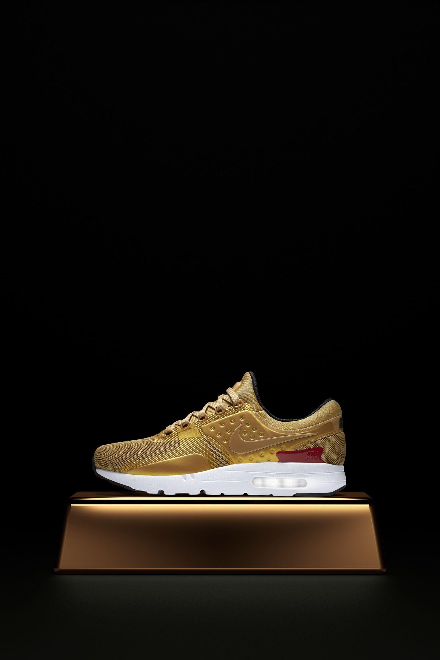 Nike Air Max Zero  Metallic Gold  Release Date. Nike+ SNKRS 7fb96affb