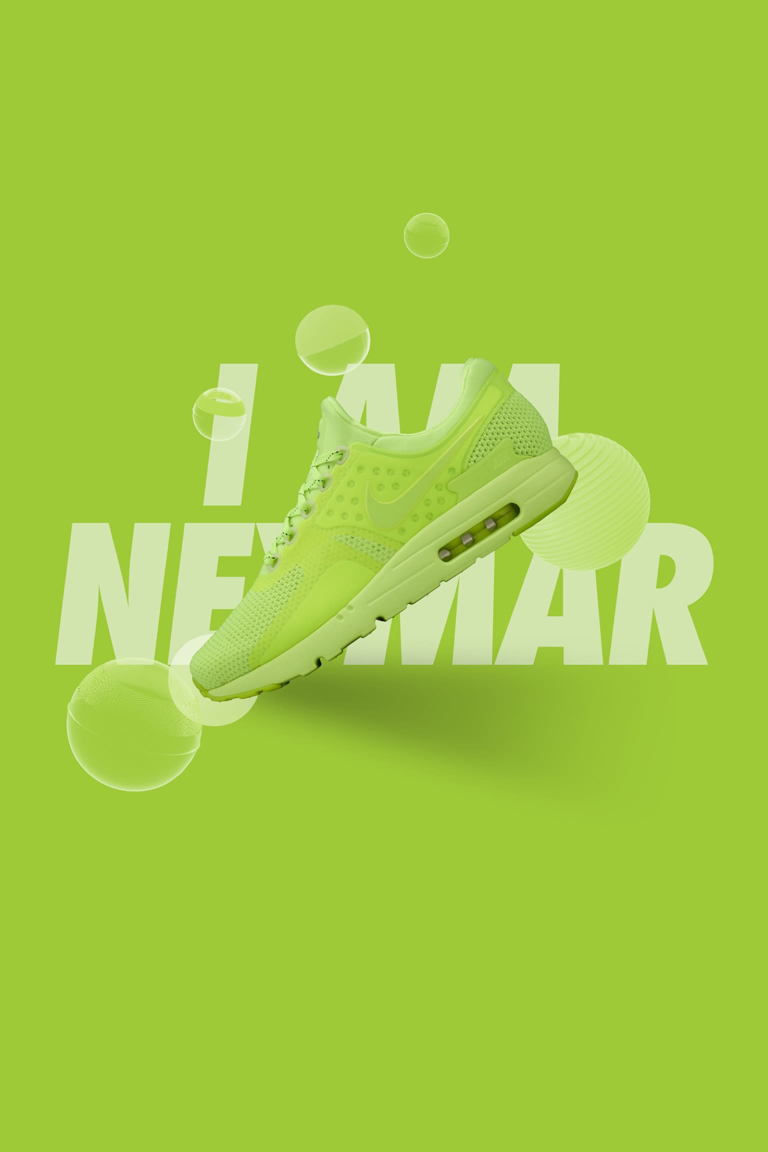 Nike Air Max Zero iD 'I Am Neymar' Release Date