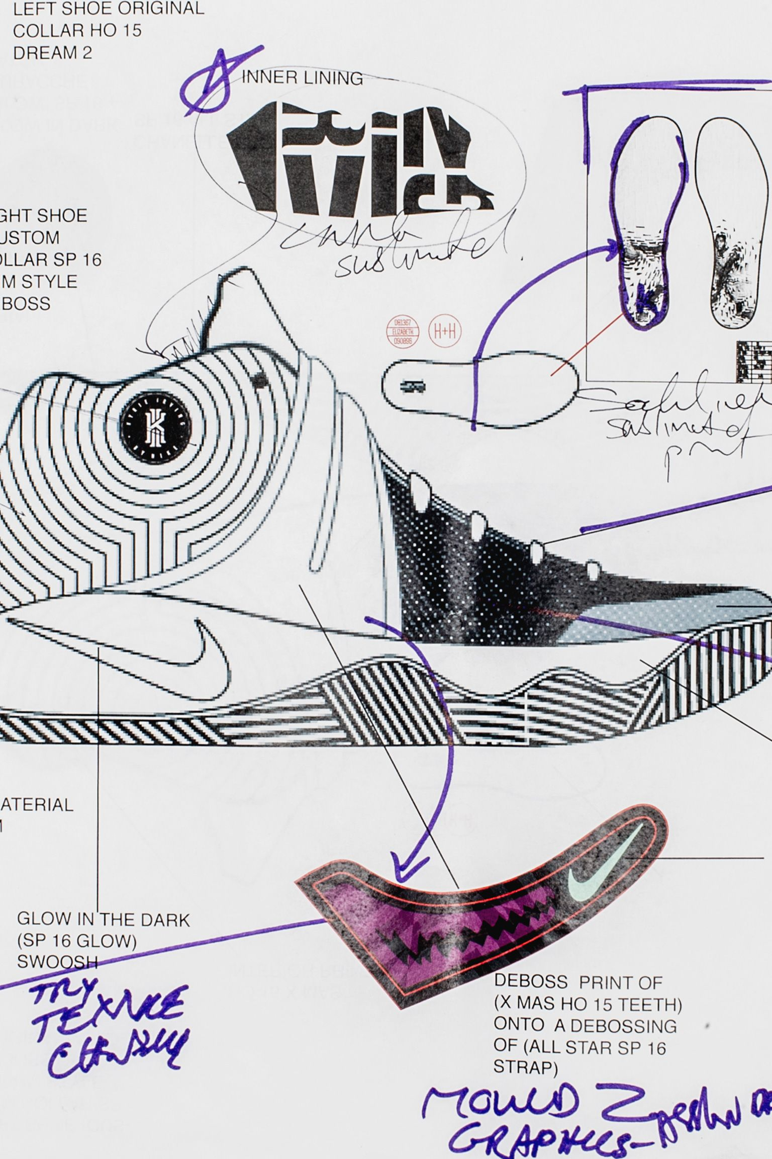 Behind the Design: Kyrie 2 'What The'