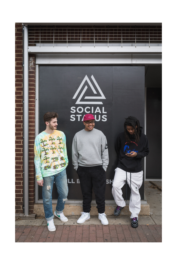 Talking Shop: Social Status Charlotte