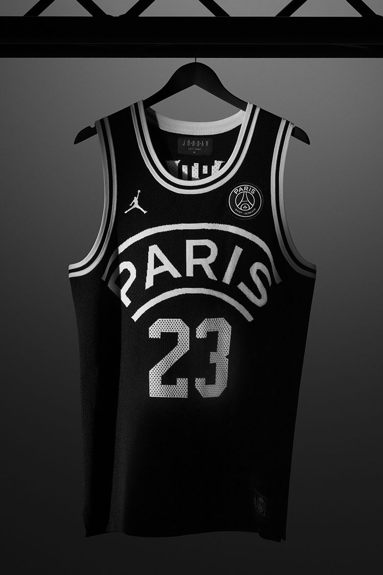 size 40 51cf2 8a2b7 Jordan X Paris Saint-Germain Basketball Shirt. Nike.com GB