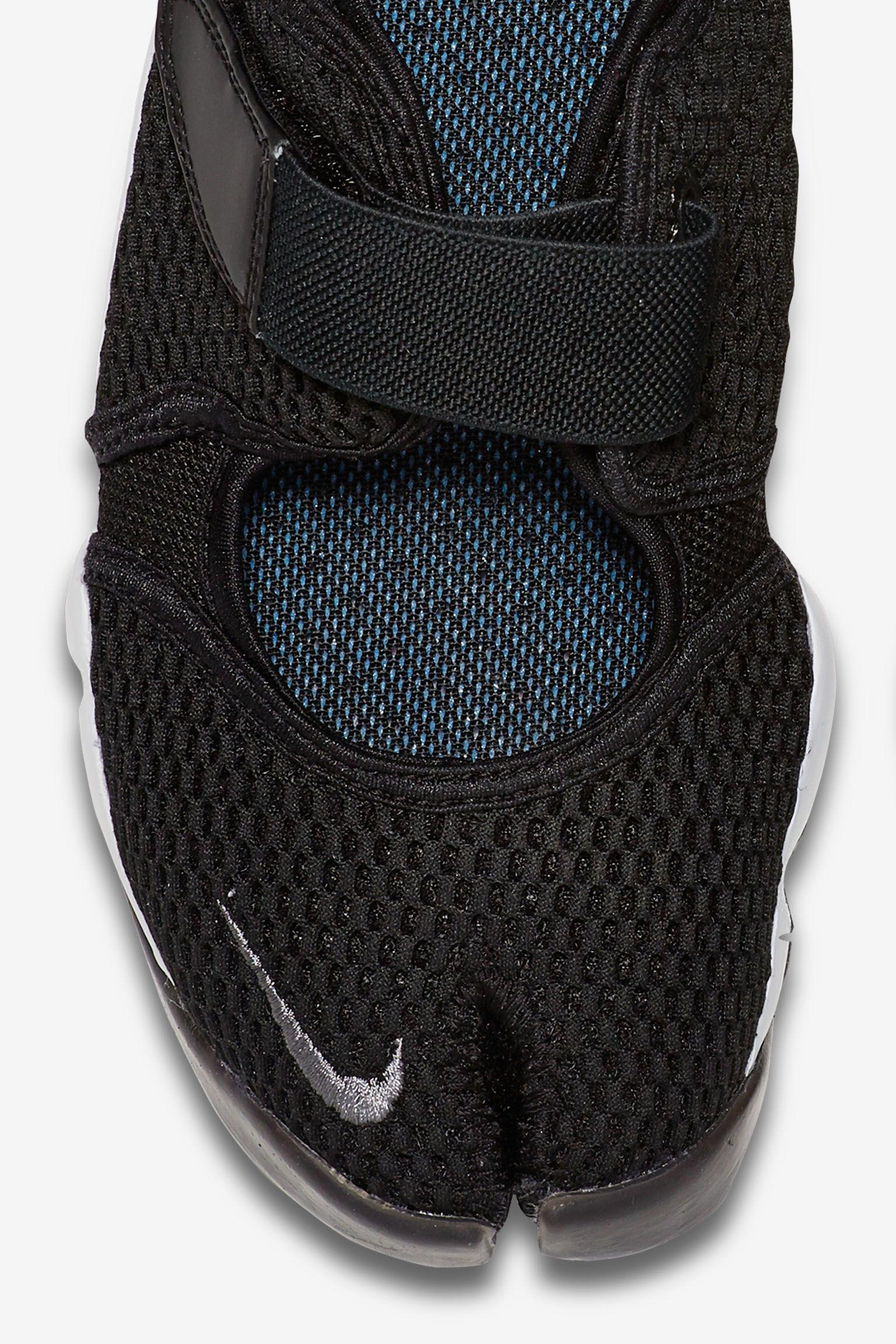 Women's Nike Air Rift Breathe 'Black & White'