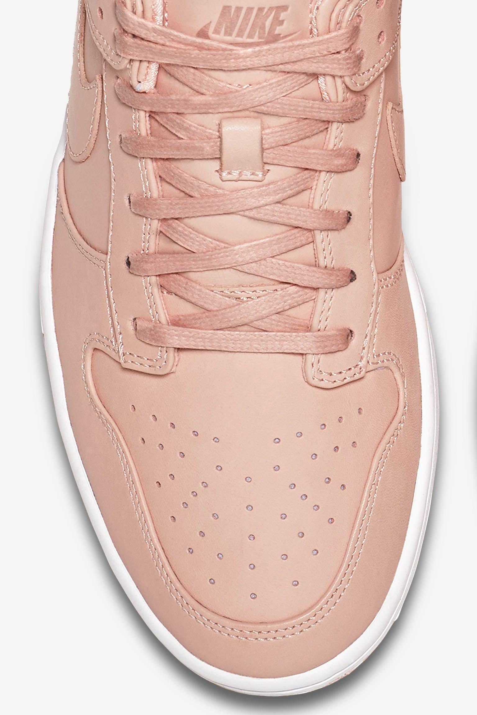 NikeLab Dunk Lux Low 'Arctic Orange'