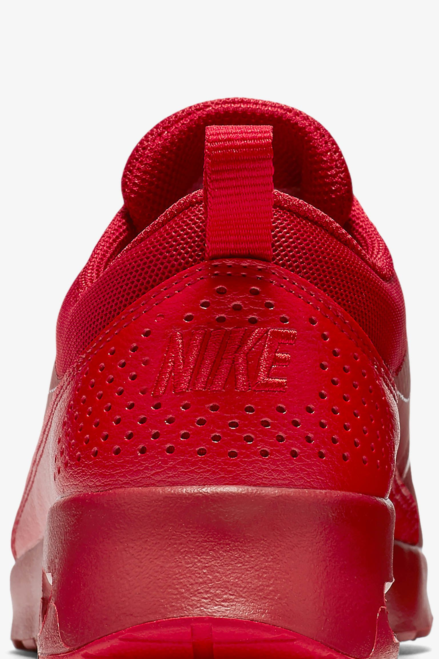Women's Nike Air Max Thea 'Ruby Red'