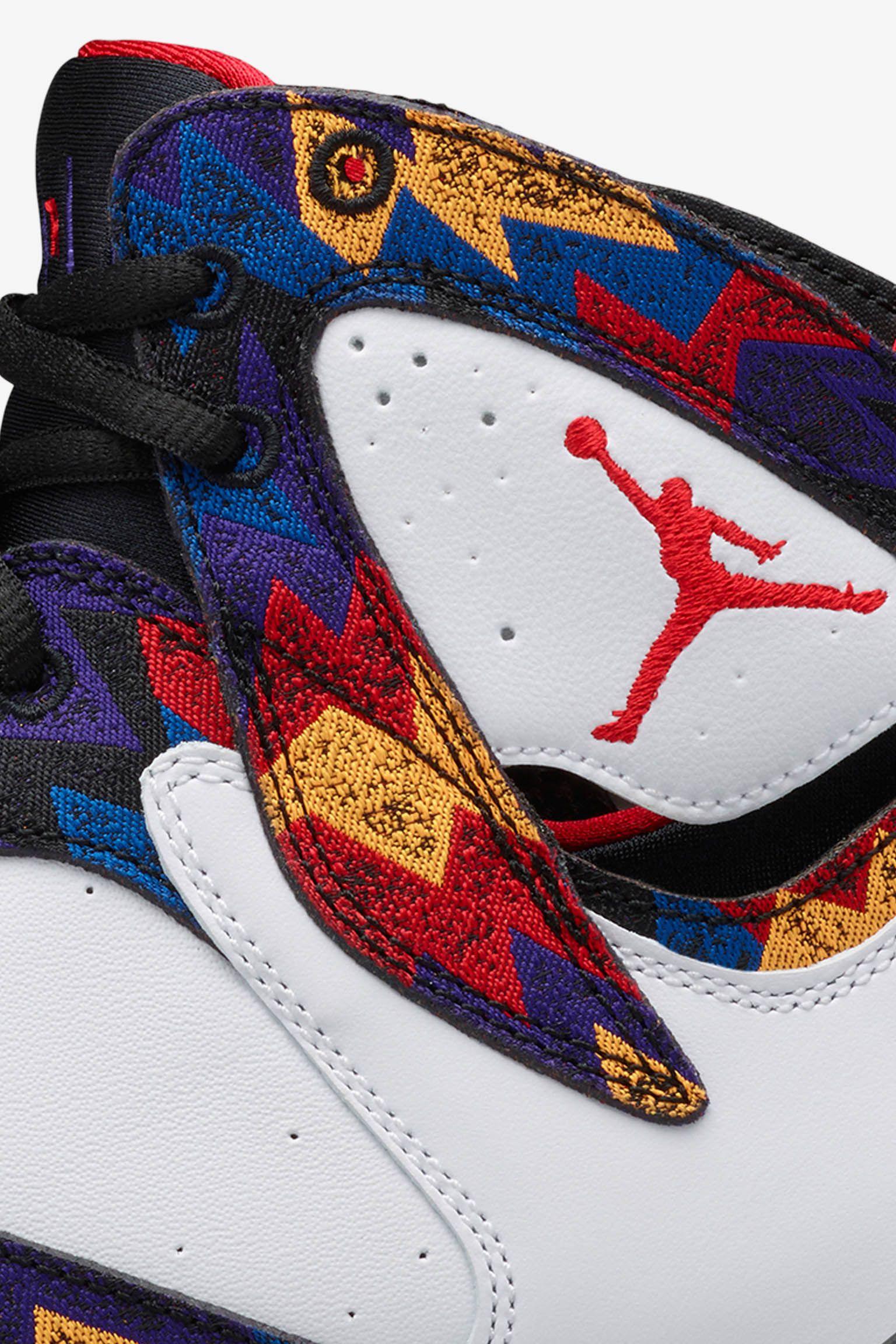 Air Jordan 7 Retro 'Bright Concord' Release Date