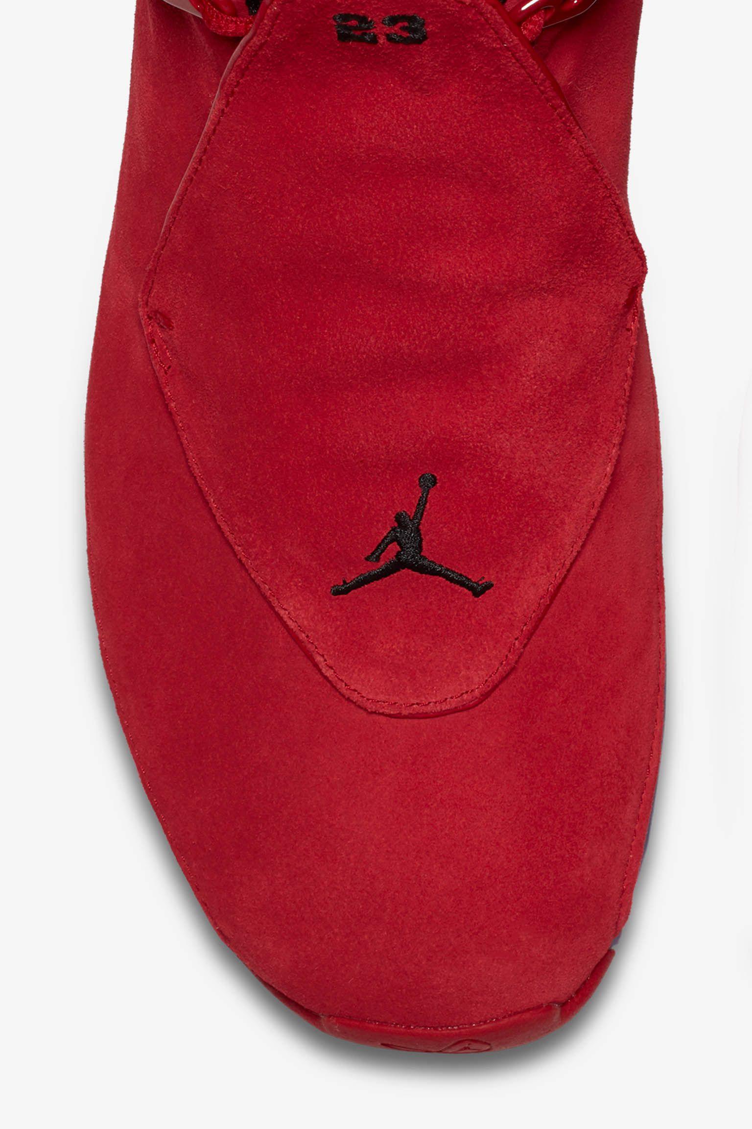 Air Jordan 18 'Gym Red & Black' Release Date