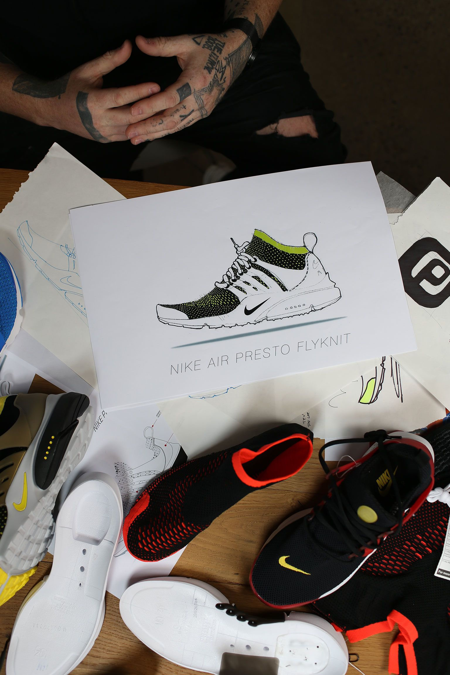 Behind the Design: Nike Air Presto Ultra Flyknit