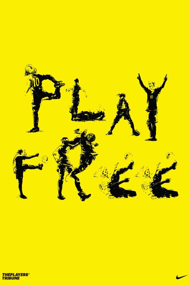 Carta de 10R al fútbol: Juega con libertad