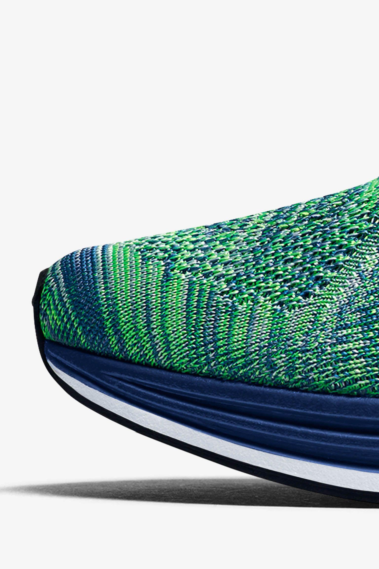 Nike Flyknit Racer 'Tranquil' Release Date