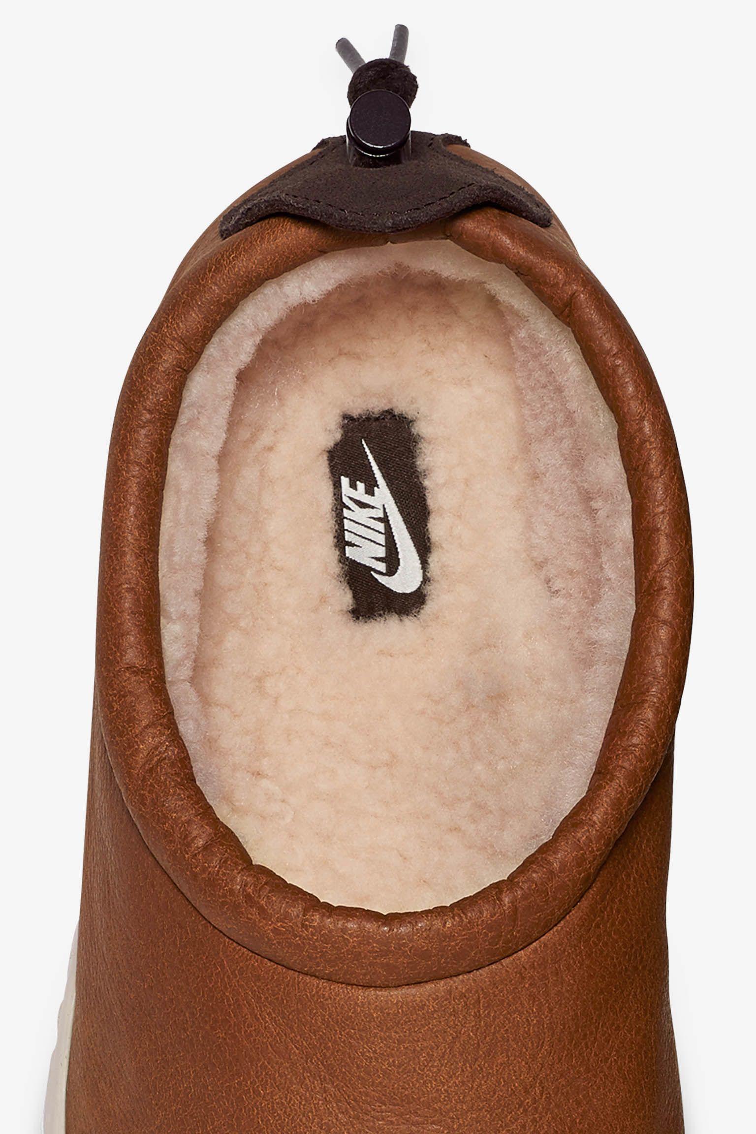 Nike Air Moc Bomber 'Cognac'