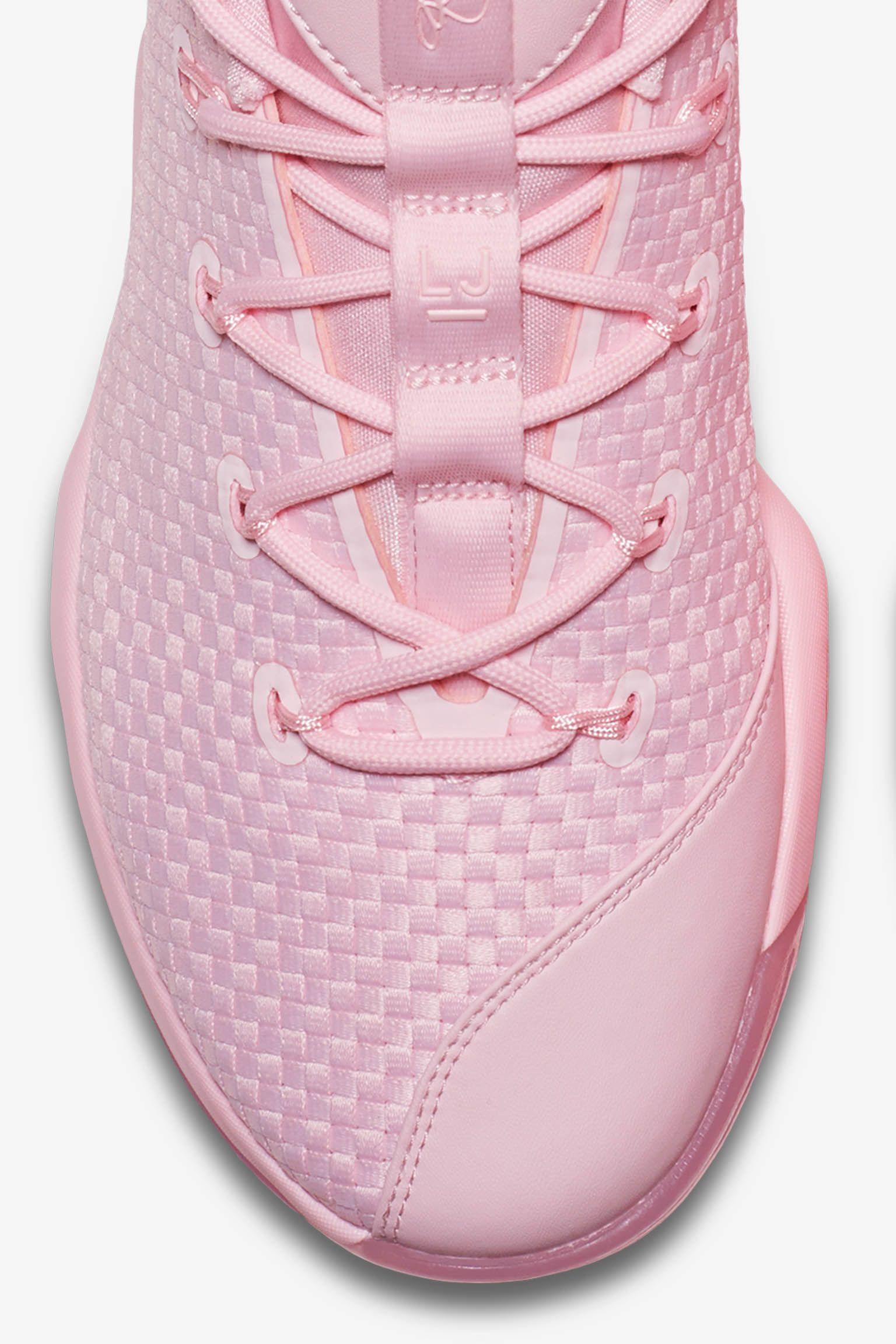 Nike LeBron 14 Low 'Prism Pink'