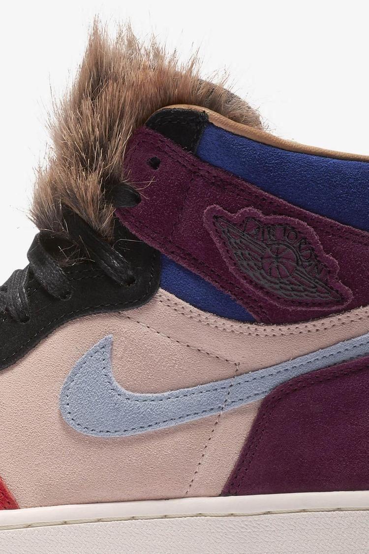 Women's Air Jordan I Court Lux 'Aleali May' Release Date