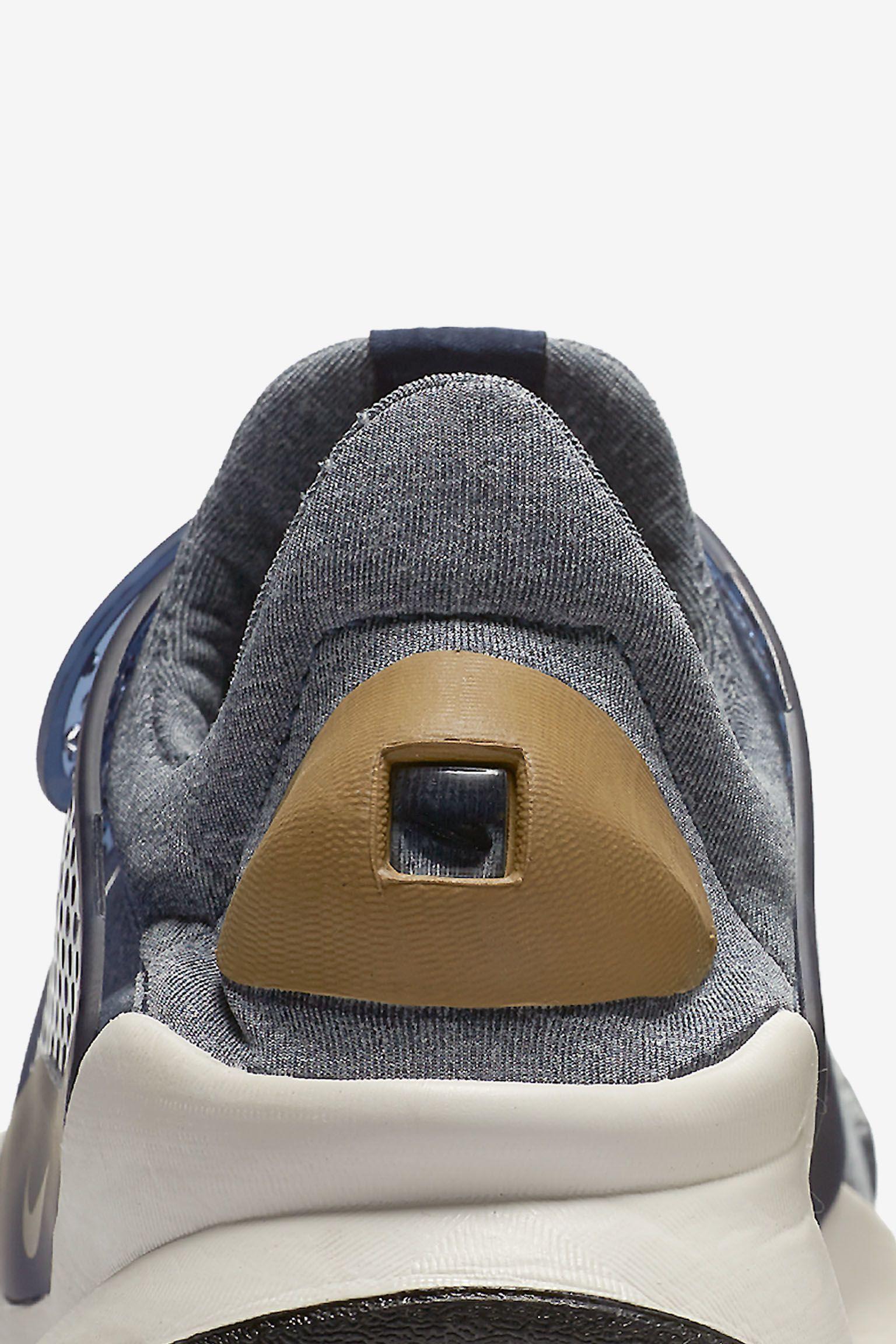 Women's Nike Sock Dart SE 'Midnight Navy & Golden Beige'
