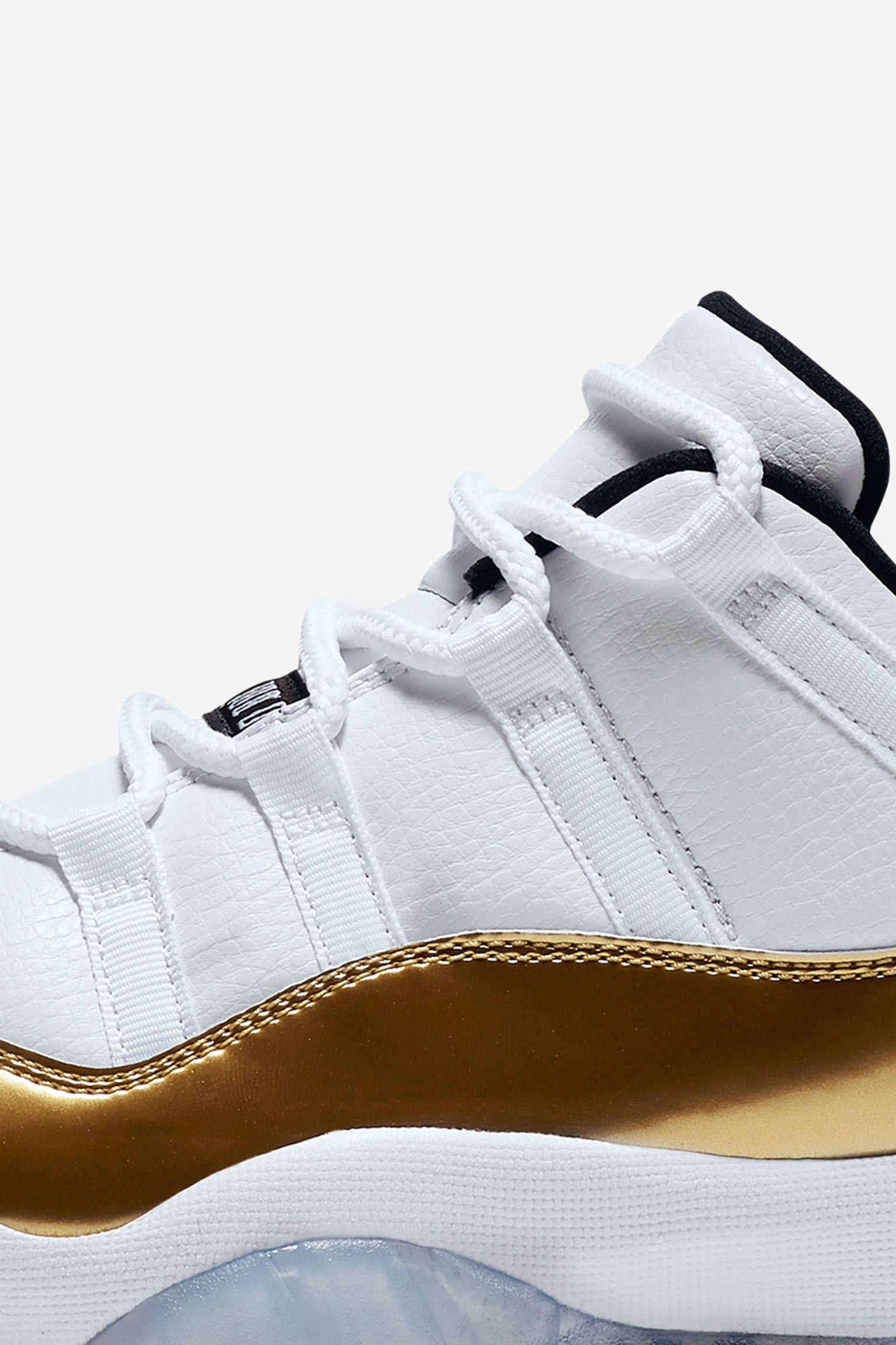 56456323efb ... coupon for air jordan 11 retro low white metallic gold 1f3dd 1e5bb