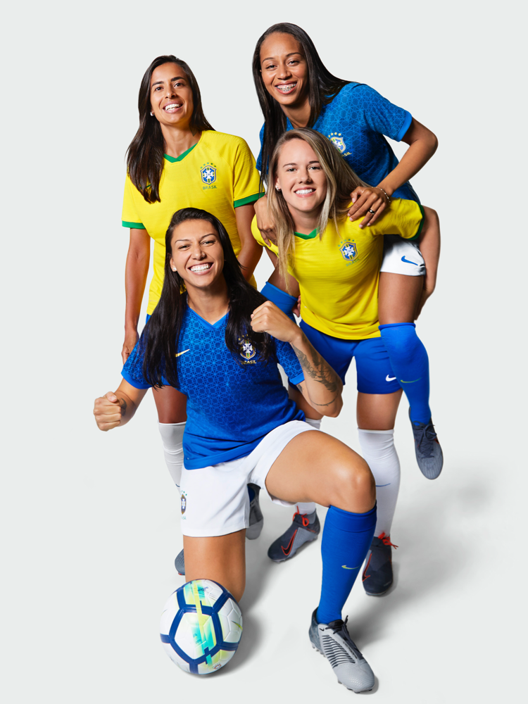 Brazil Women's National Team 2019
