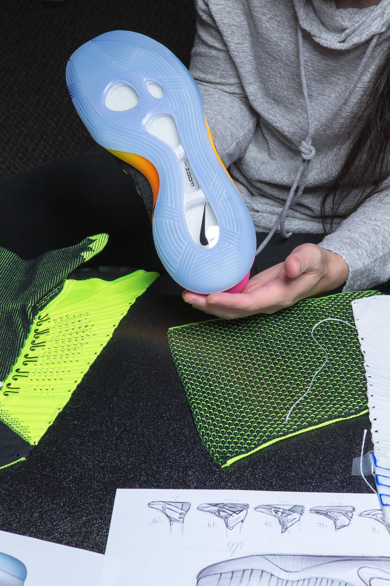 Informacje o projekcie: Nike Hyperdunk 2016 Flyknit