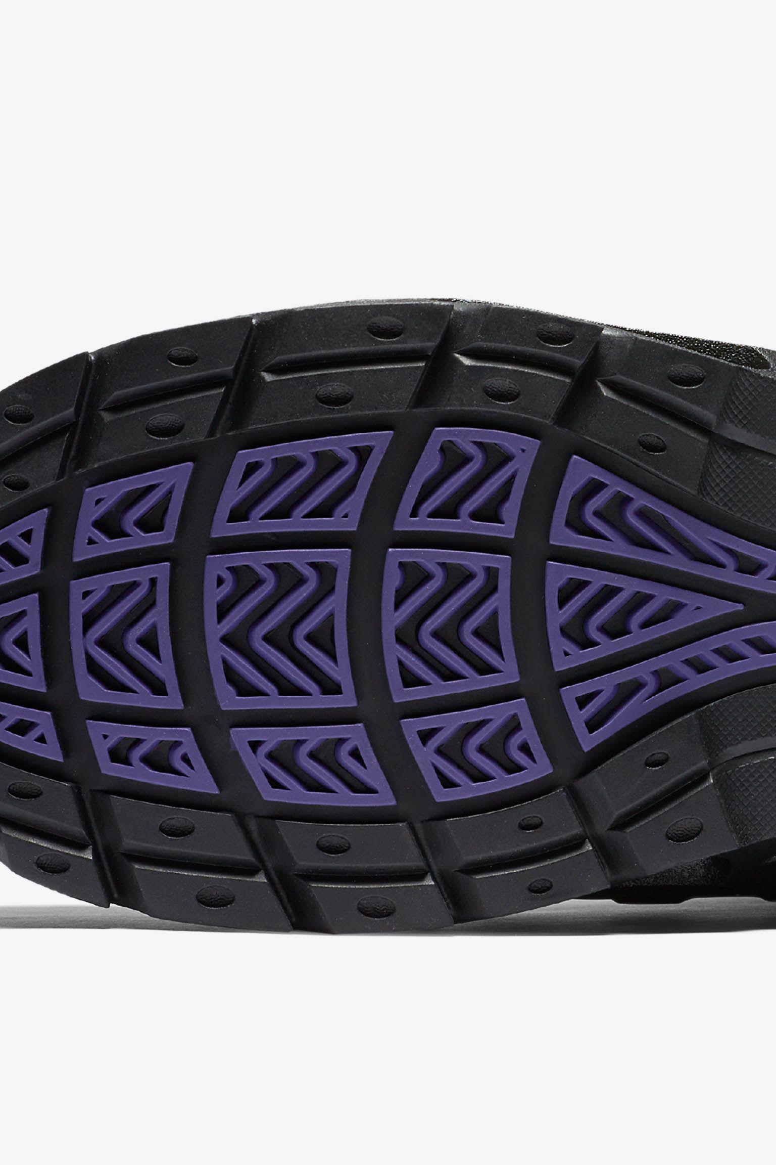 Nike Air Foamdome 'Varsity Purple'