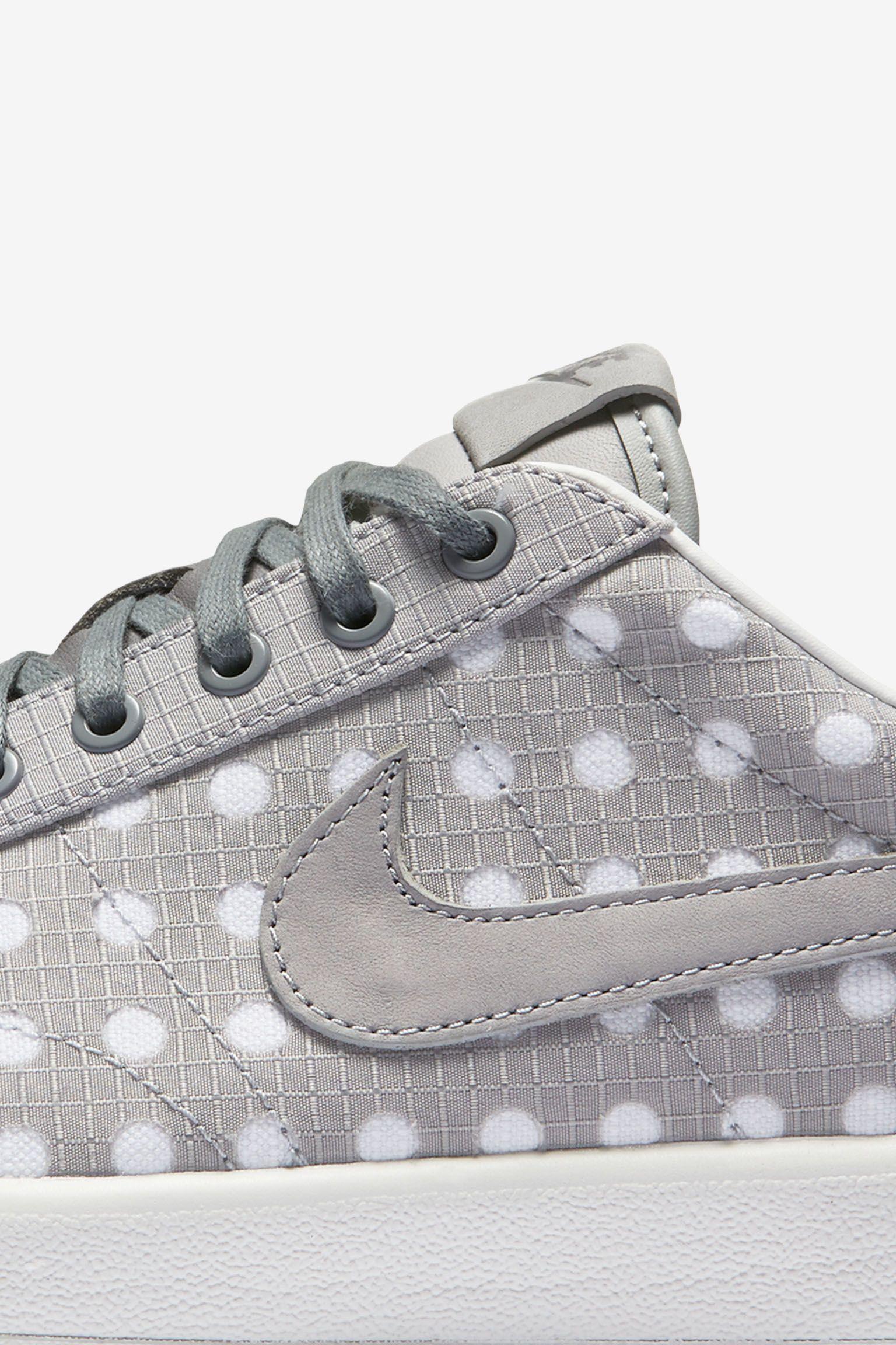 Women's NikeCourt Tennis Classic Premium 'Matte Silver'