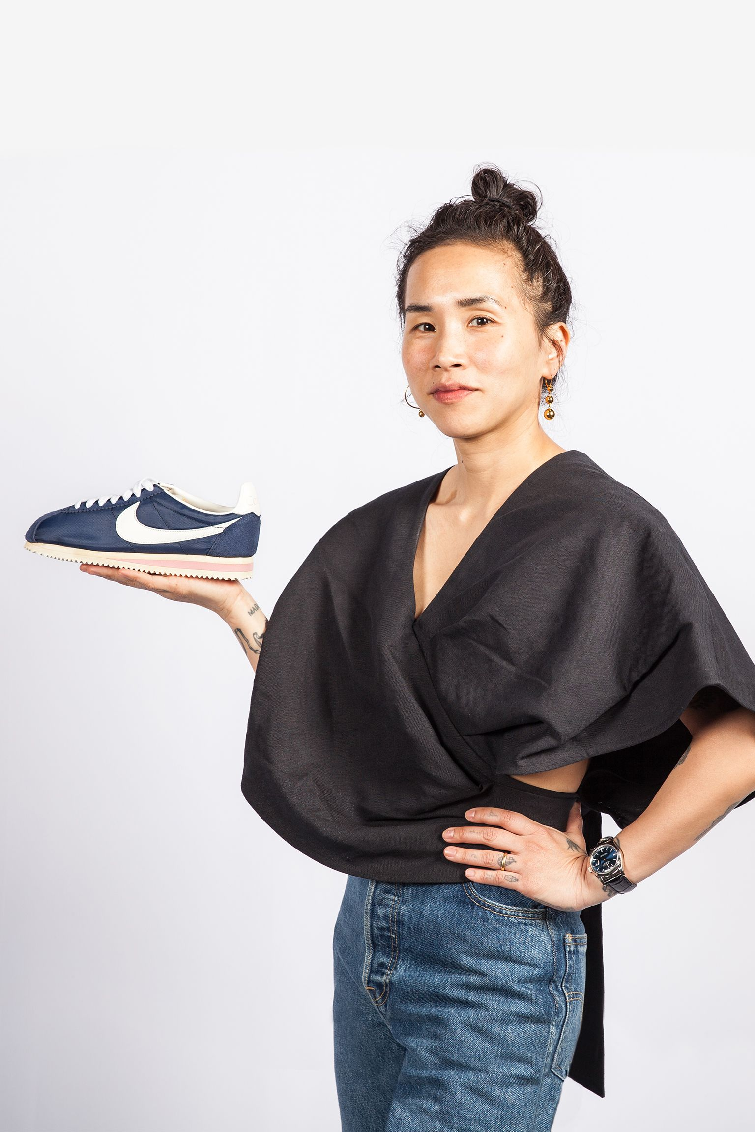 Behind the Design: Nike Cortez By Olivia Kim