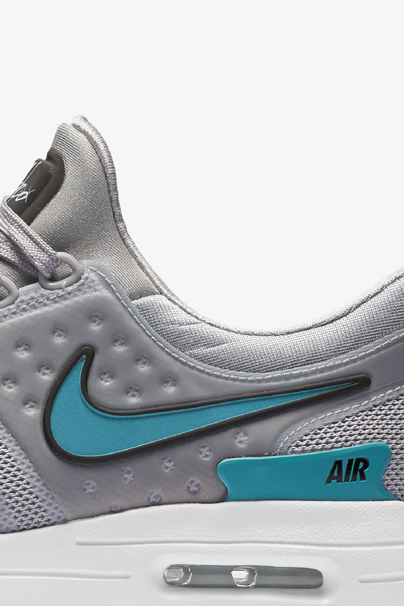Women's Nike Air Max Zero 'Mineral Blue'