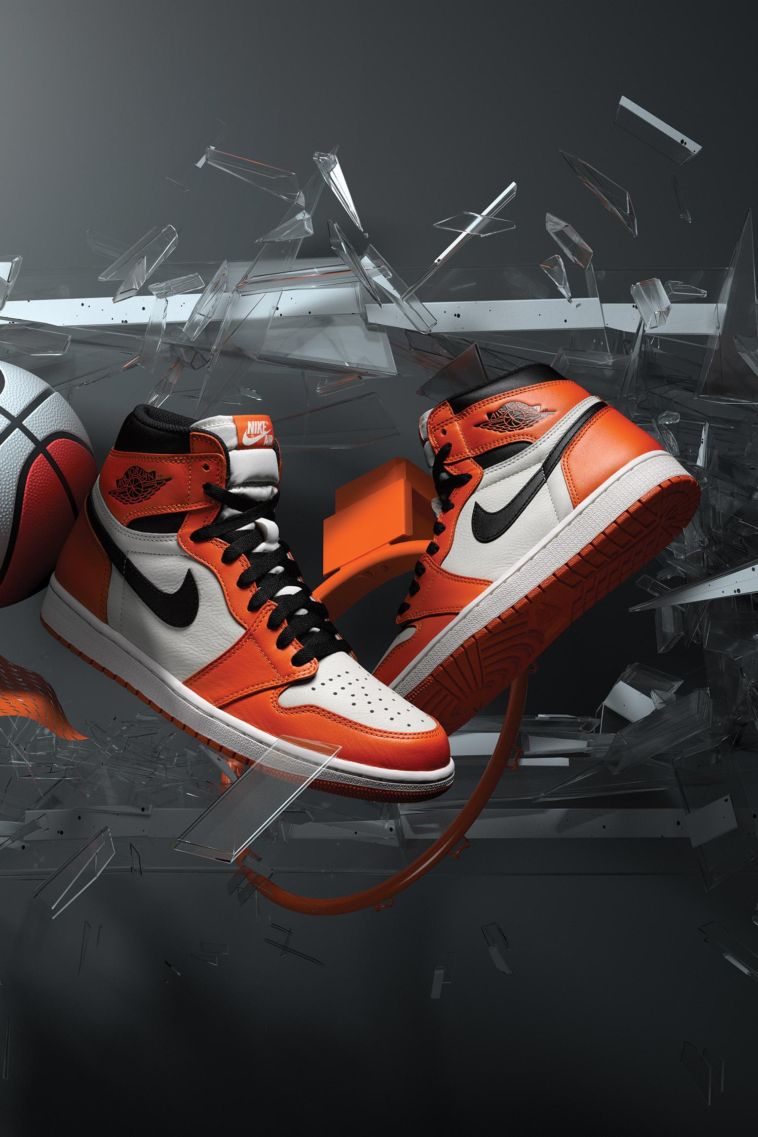 Air Jordan 1 'Shattered Backboard Away' Release Date